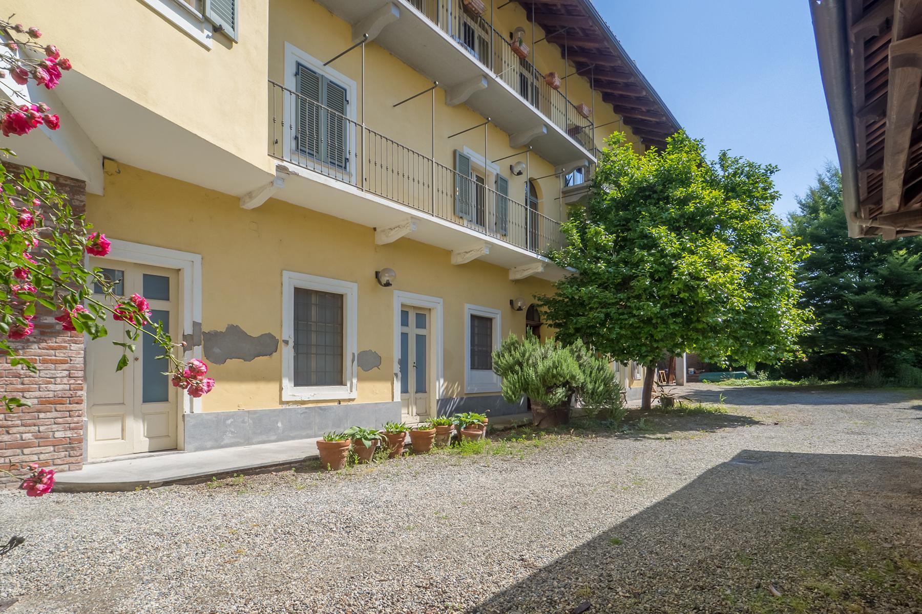 Elegant apartment in the Canavese region - 20