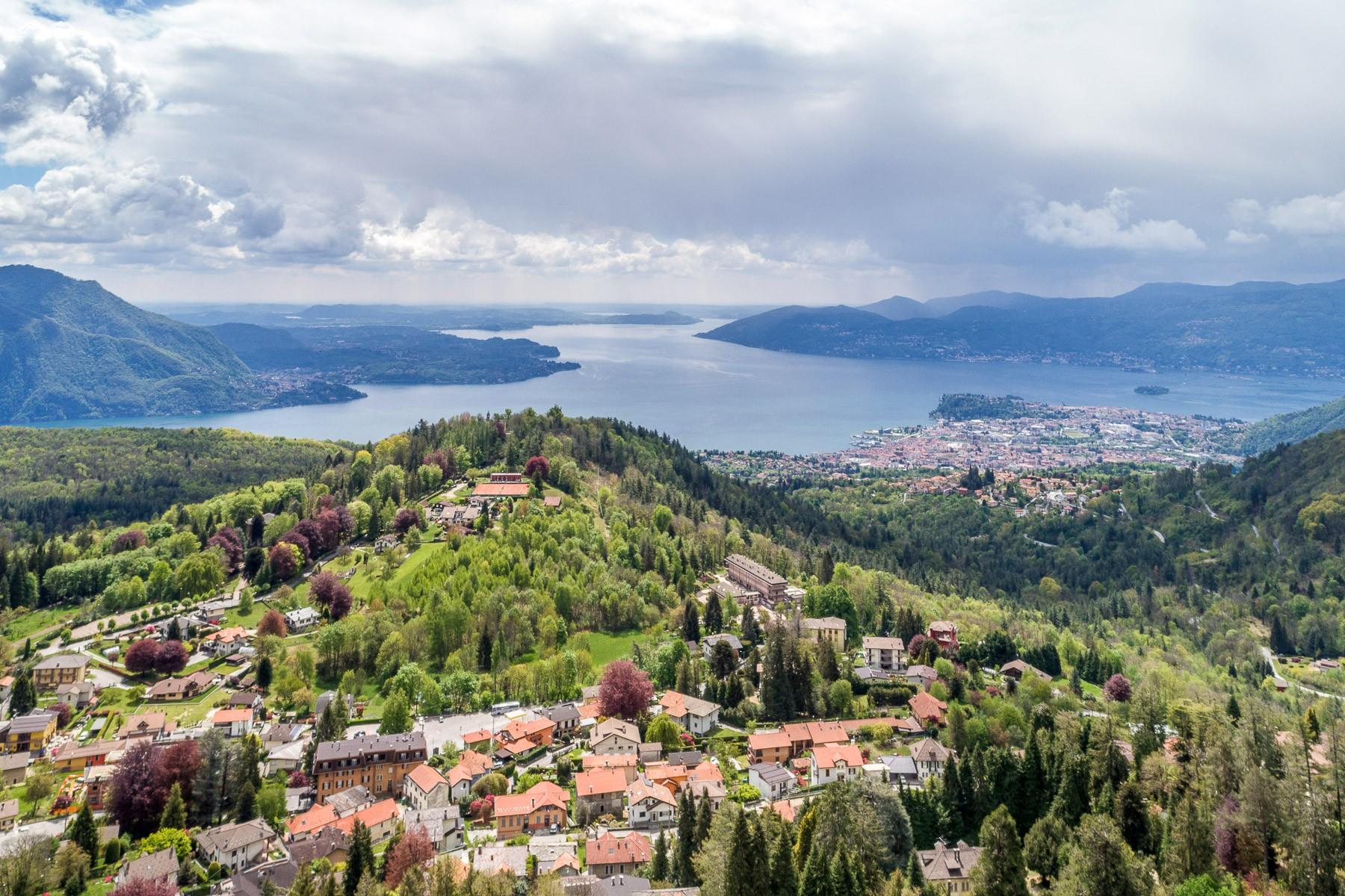 Historische Villa im jahrhundertalten Park am Lago Maggiore - 9