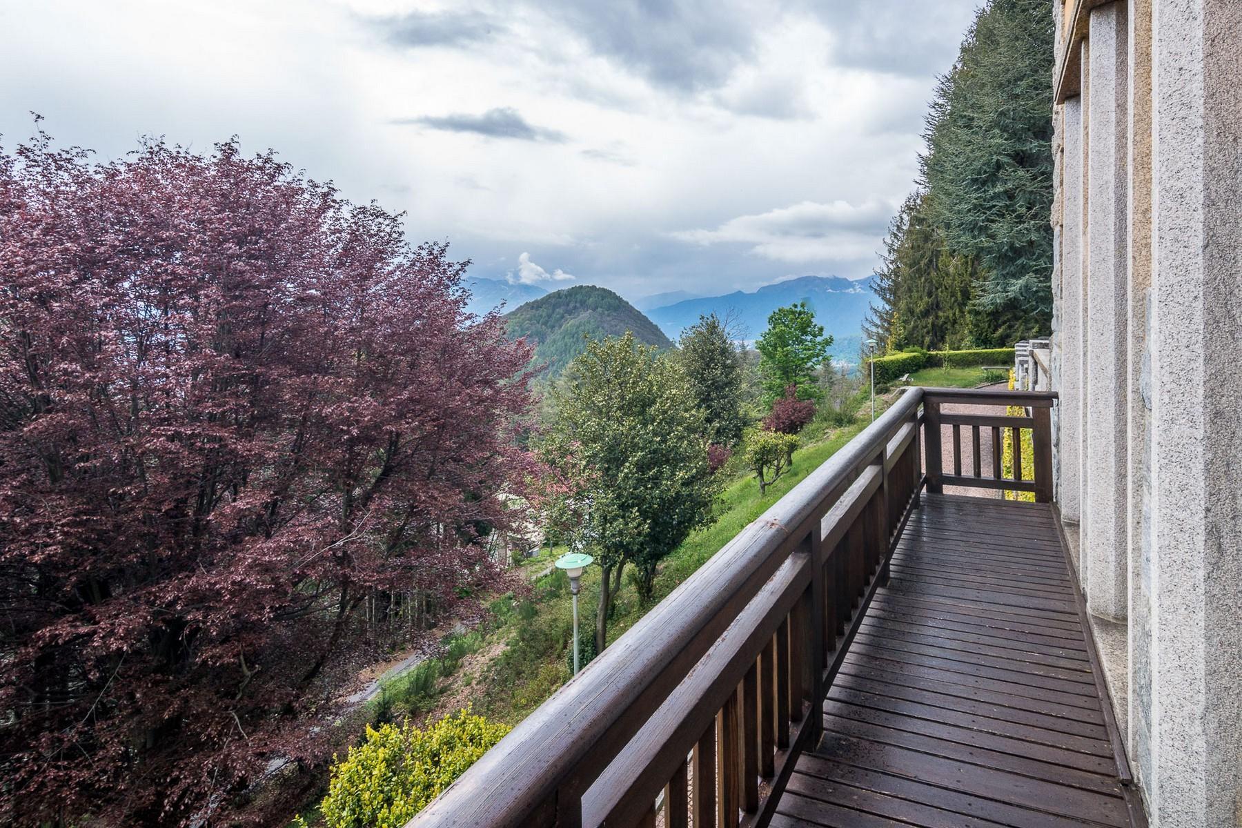 Historische Villa im jahrhundertalten Park am Lago Maggiore - 15