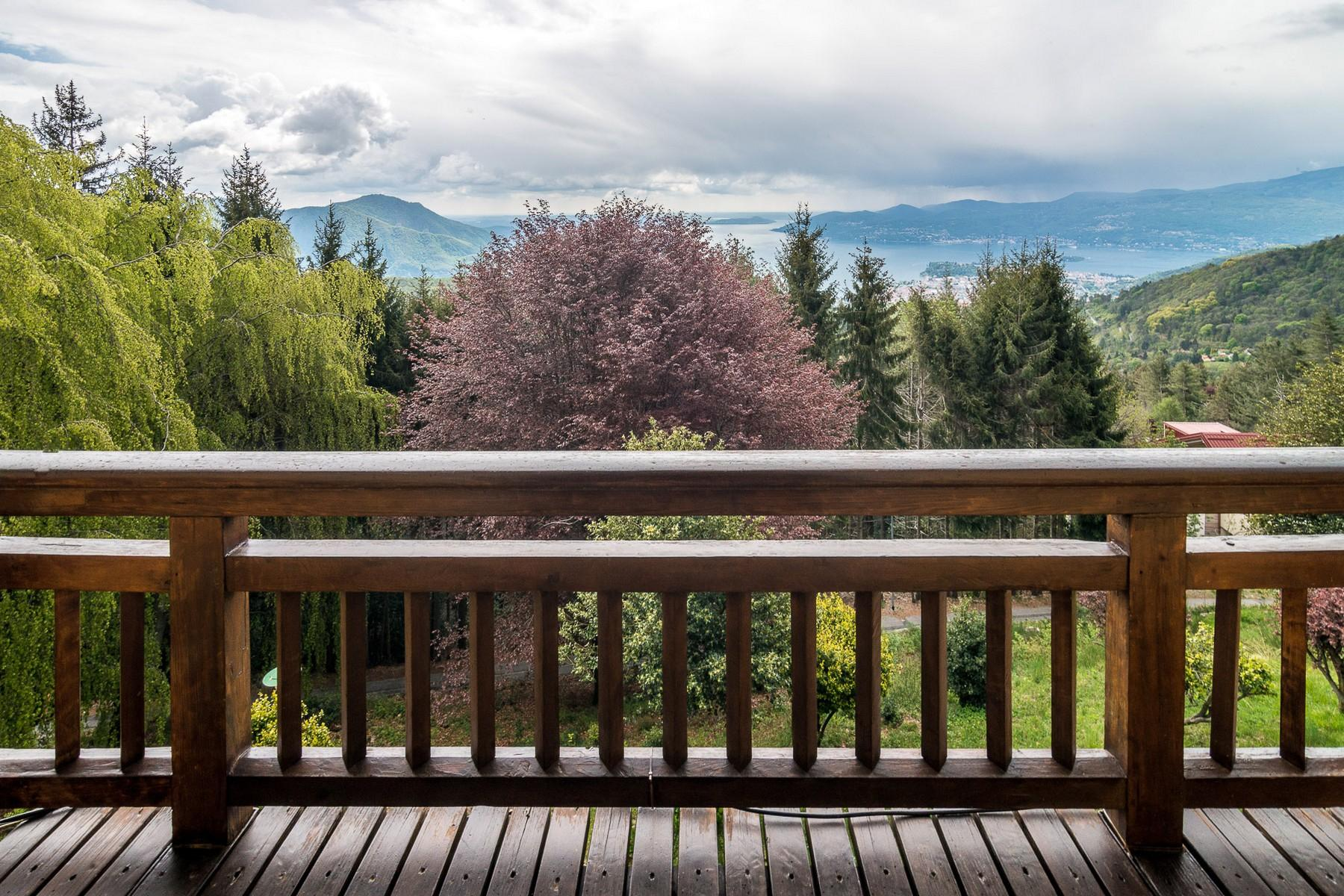 Historische Villa im jahrhundertalten Park am Lago Maggiore - 19