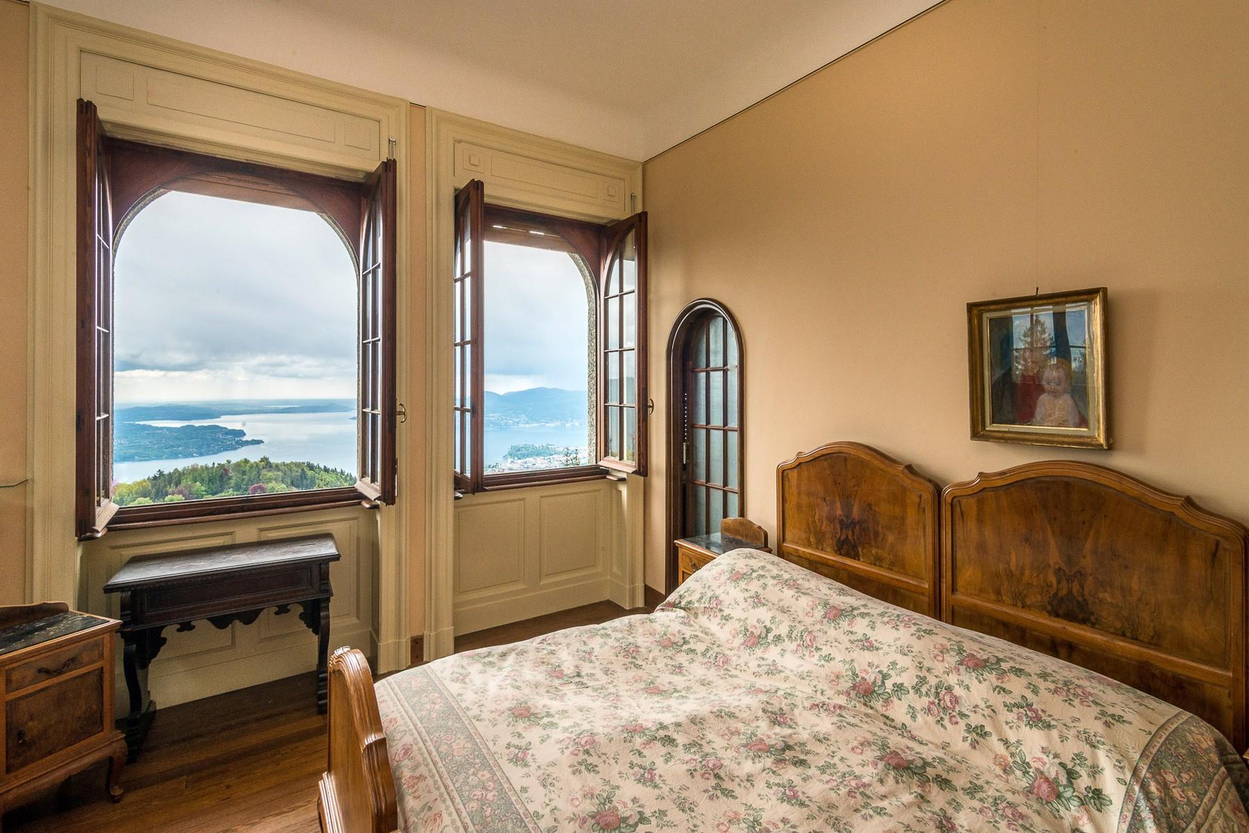 Historische Villa im jahrhundertalten Park am Lago Maggiore - 20