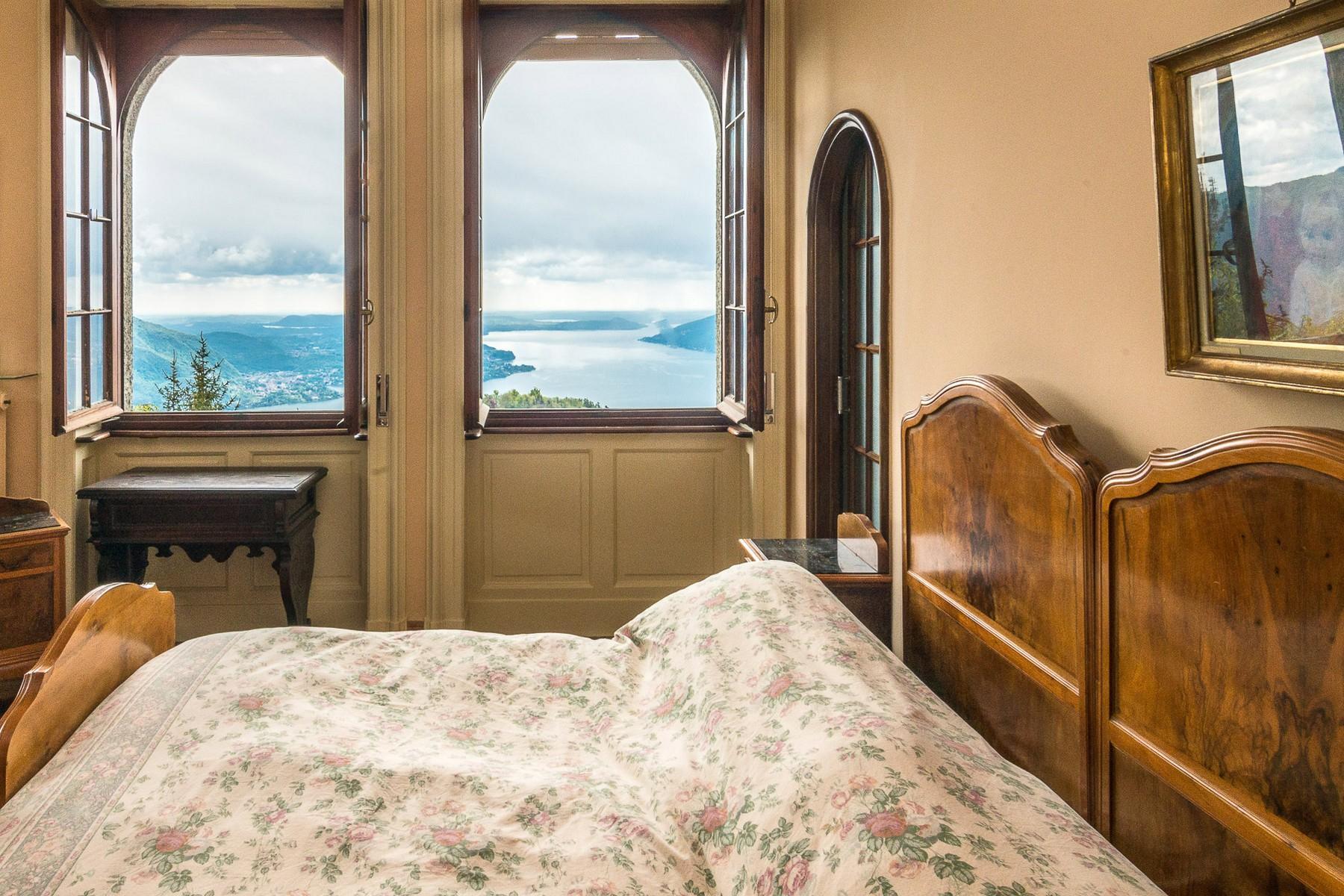 Historische Villa im jahrhundertalten Park am Lago Maggiore - 18