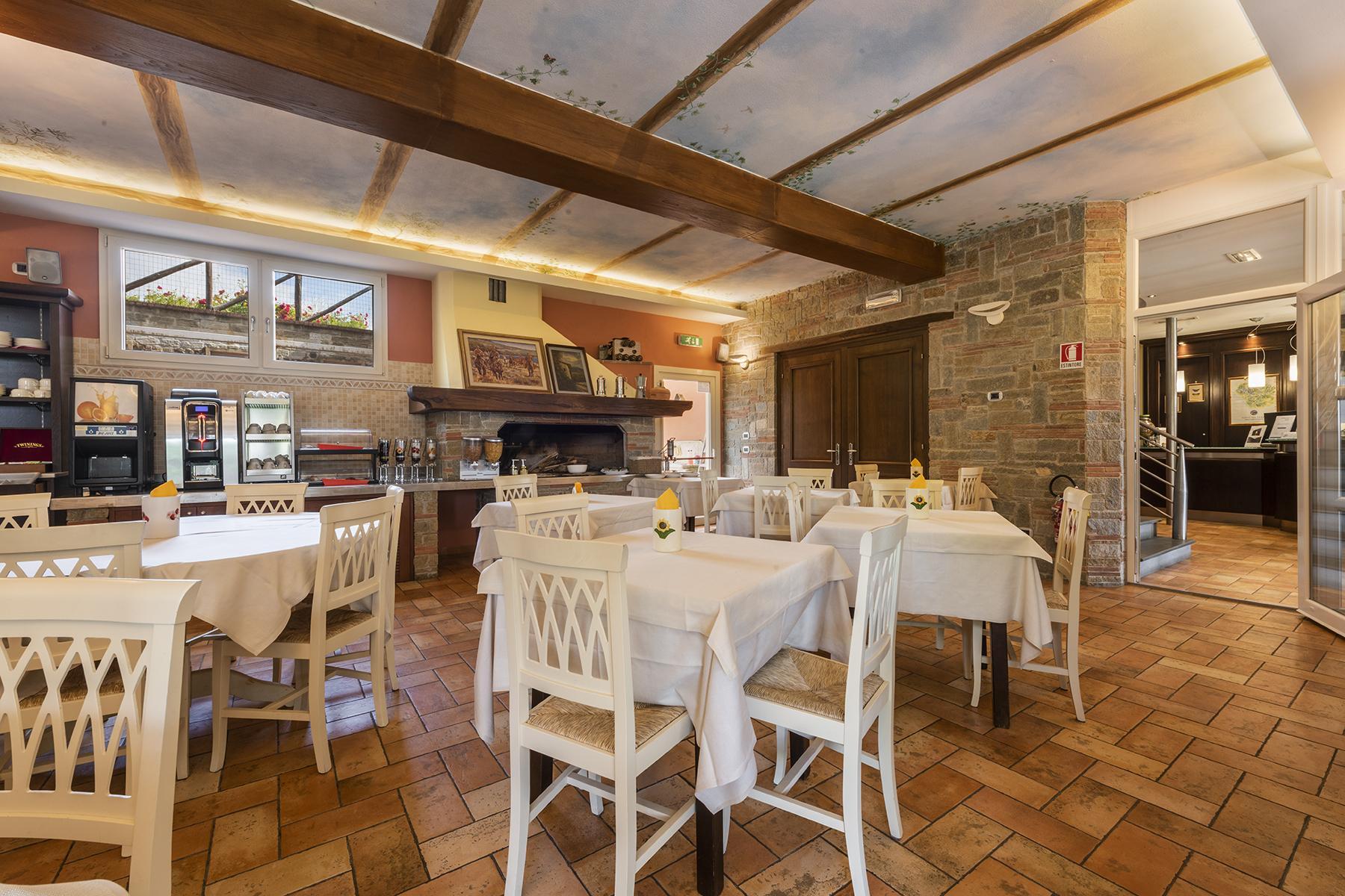 Luxus-Bauernhaus mit Stall in Toskana - 7