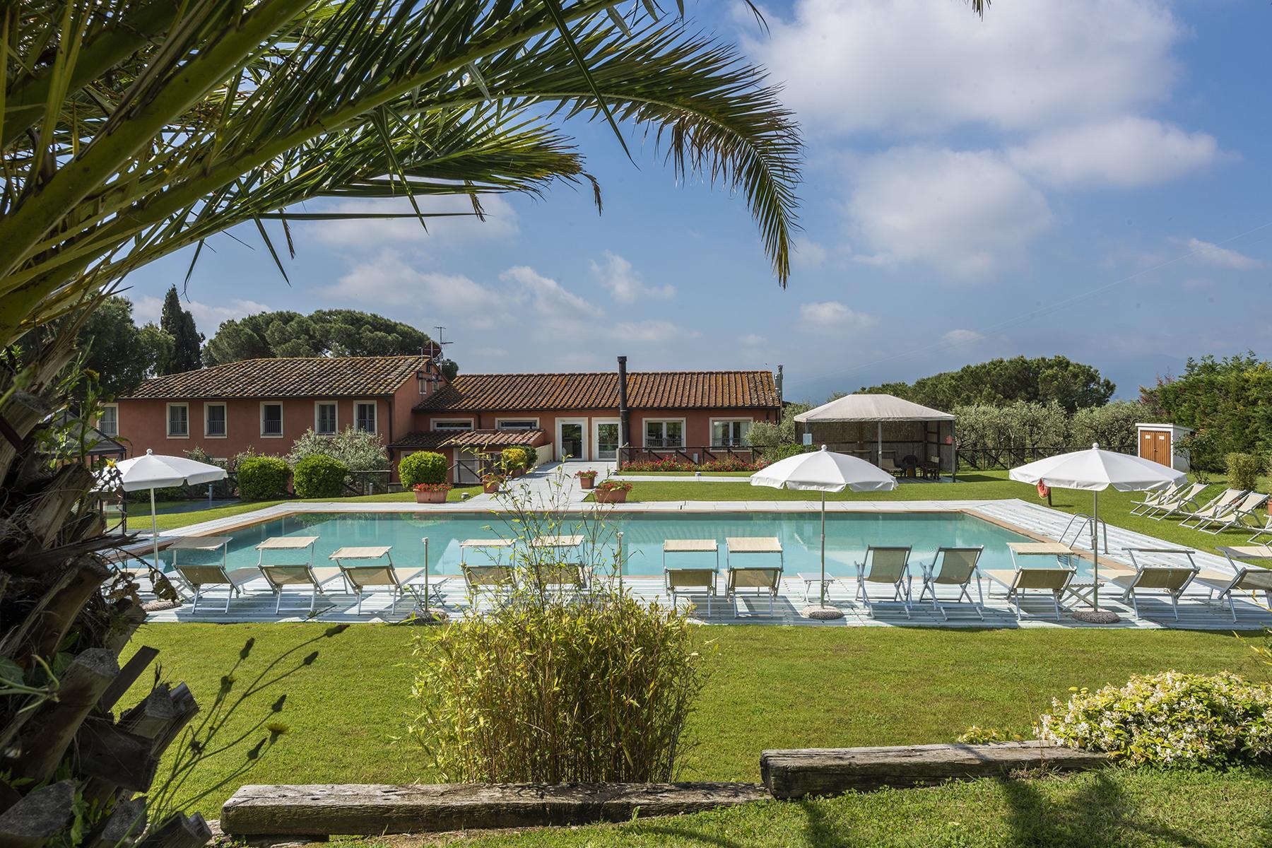 Luxus-Bauernhaus mit Stall in Toskana - 6
