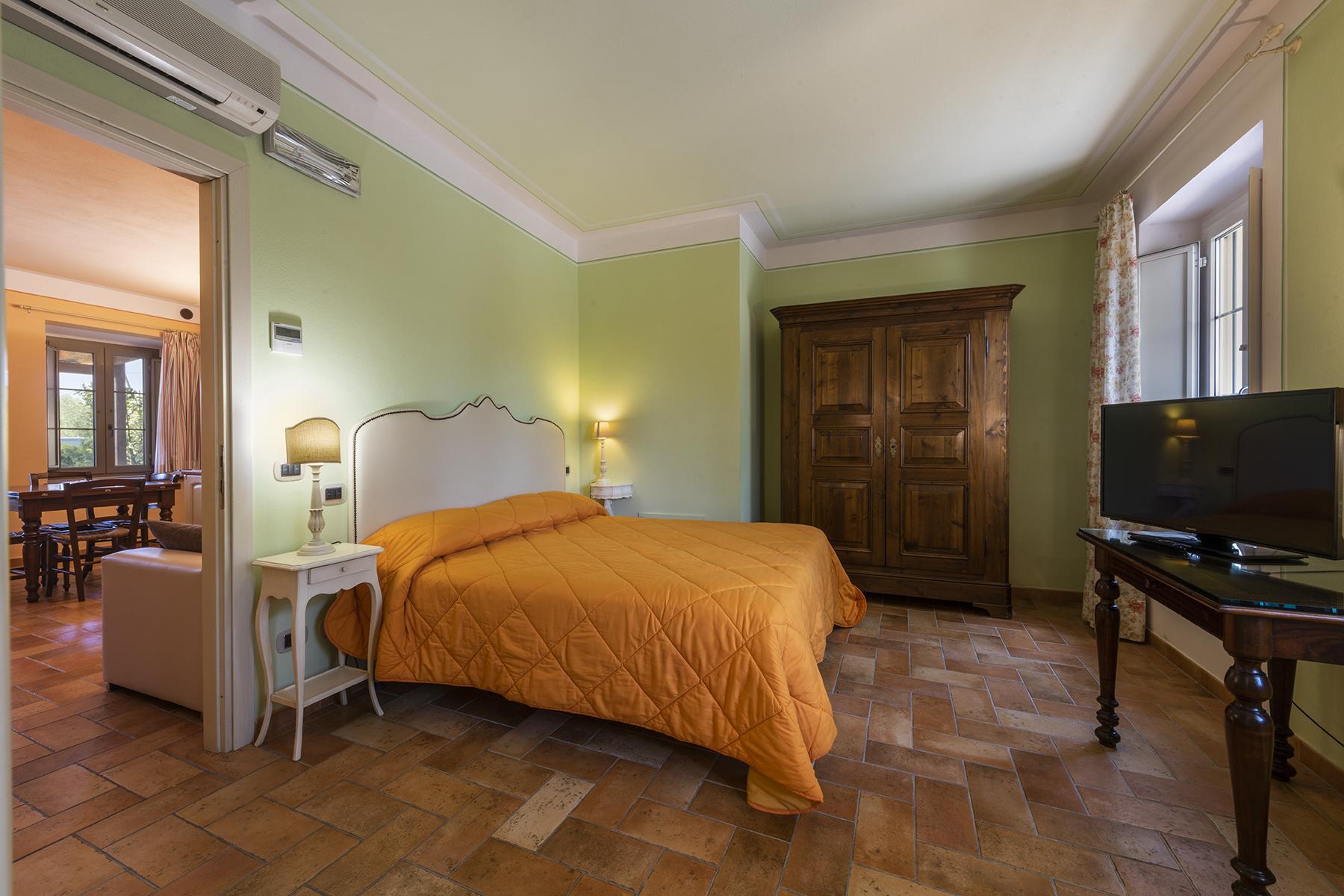 Luxus-Bauernhaus mit Stall in Toskana - 15