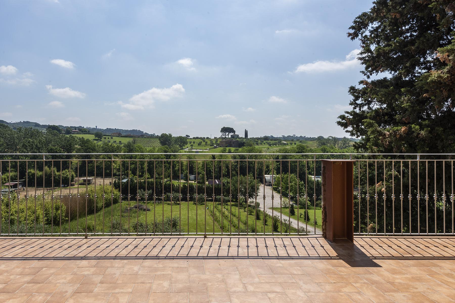 Luxus-Bauernhaus mit Stall in Toskana - 12
