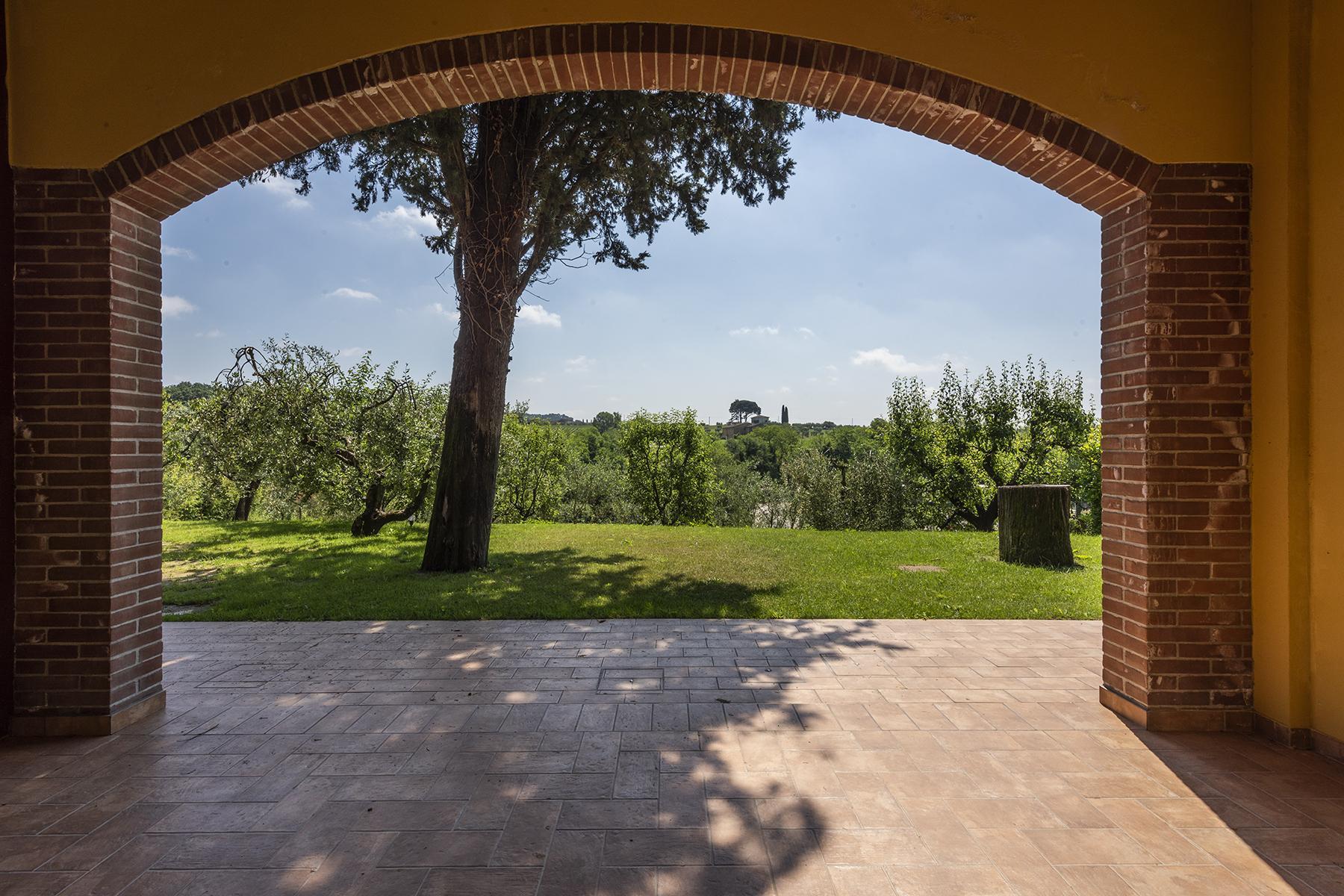 Luxus-Bauernhaus mit Stall in Toskana - 4