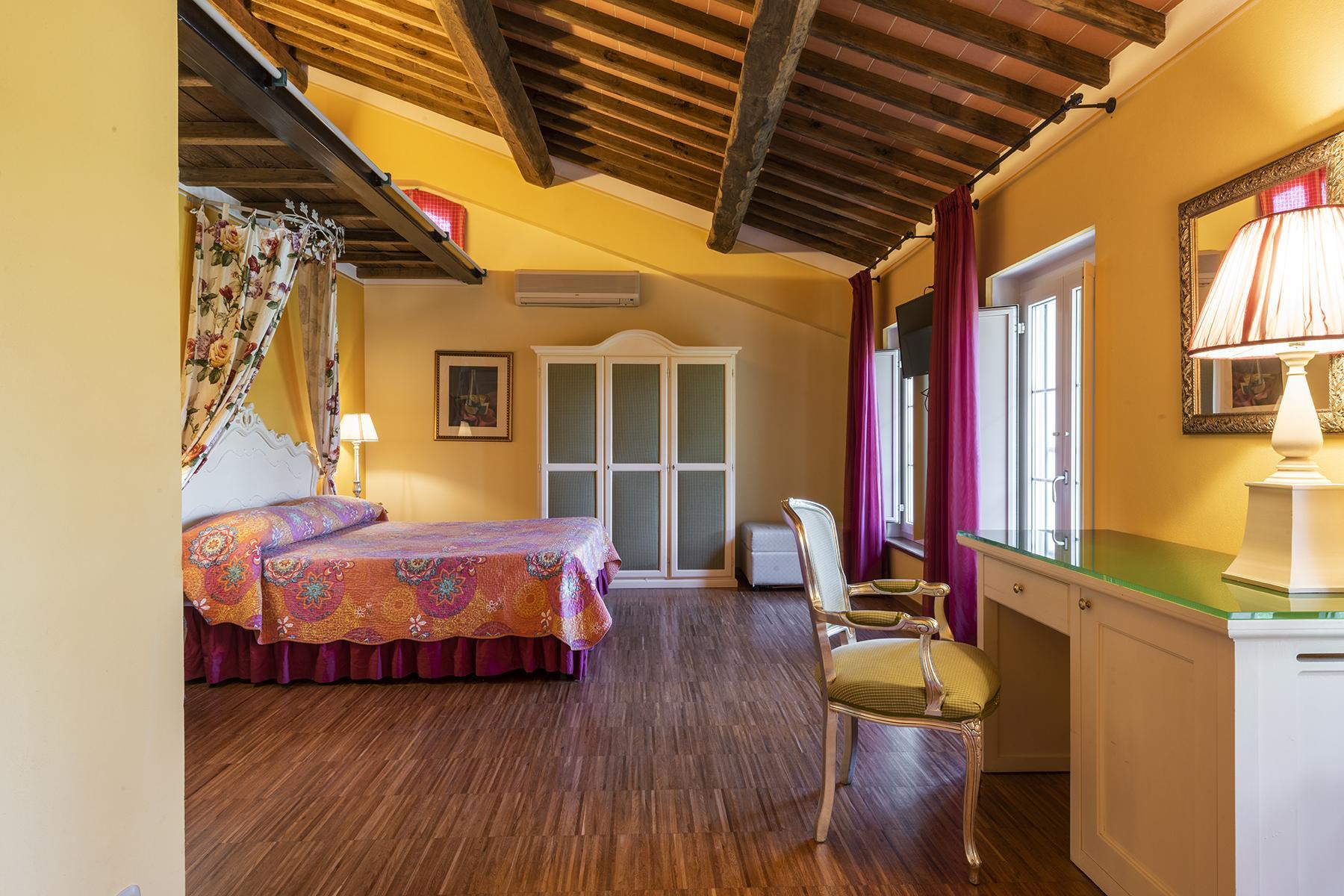 Luxus-Bauernhaus mit Stall in Toskana - 9