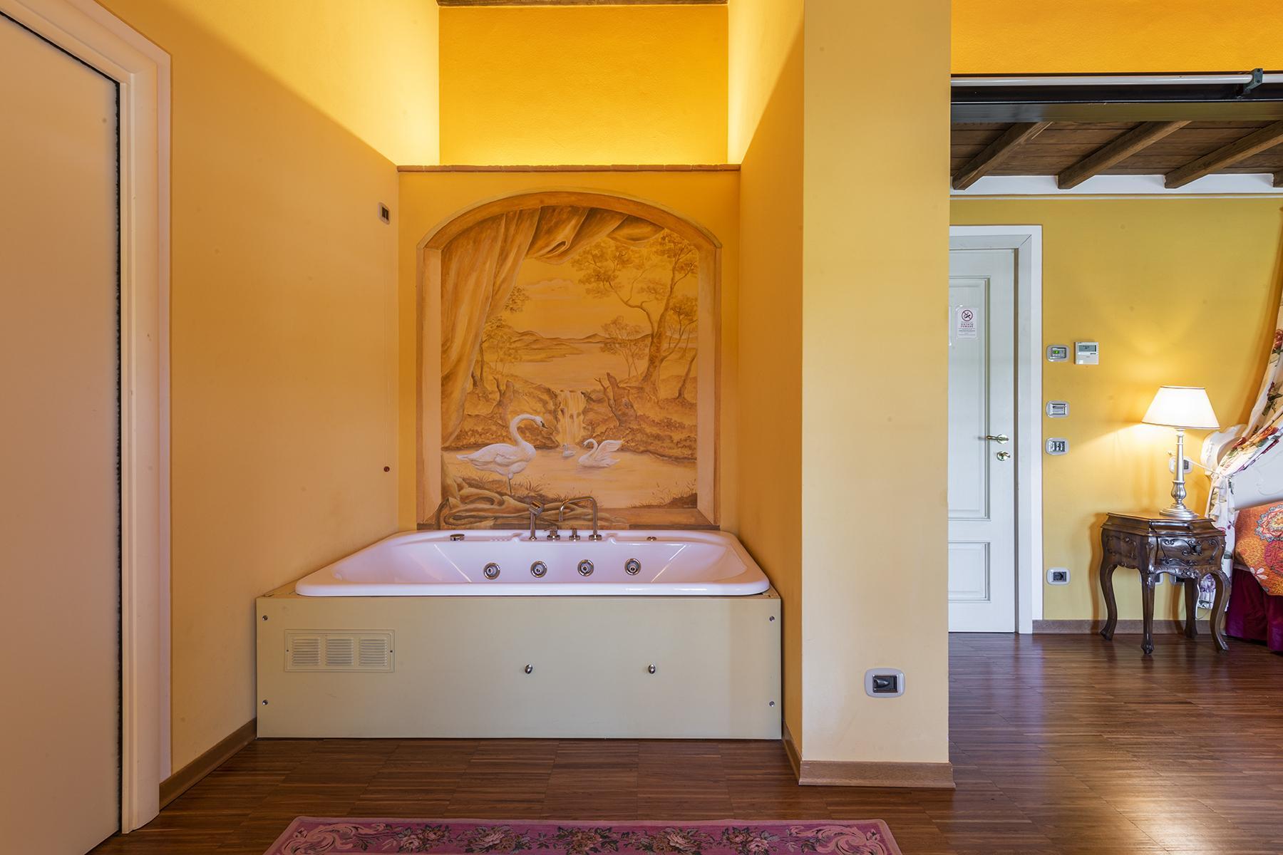 Luxus-Bauernhaus mit Stall in Toskana - 10