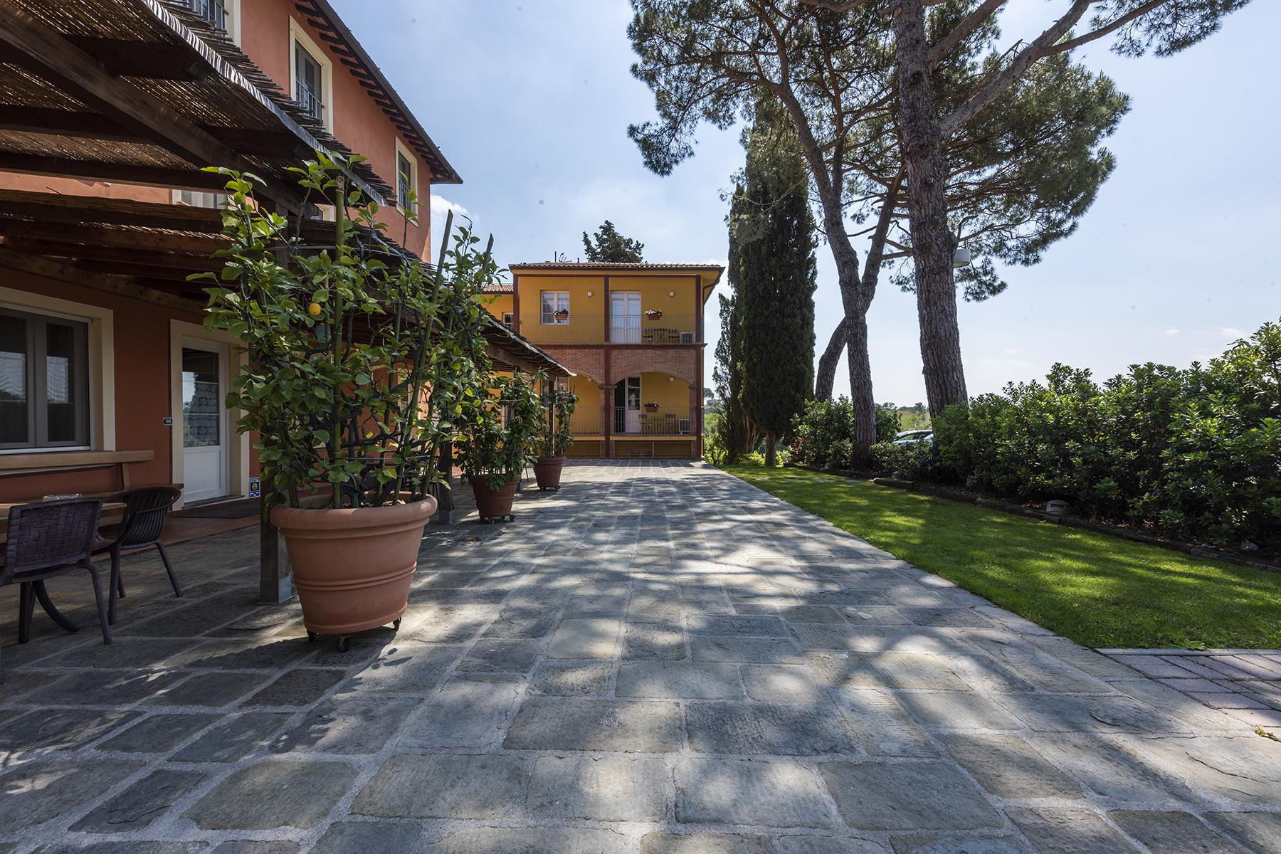 Luxus-Bauernhaus mit Stall in Toskana - 22