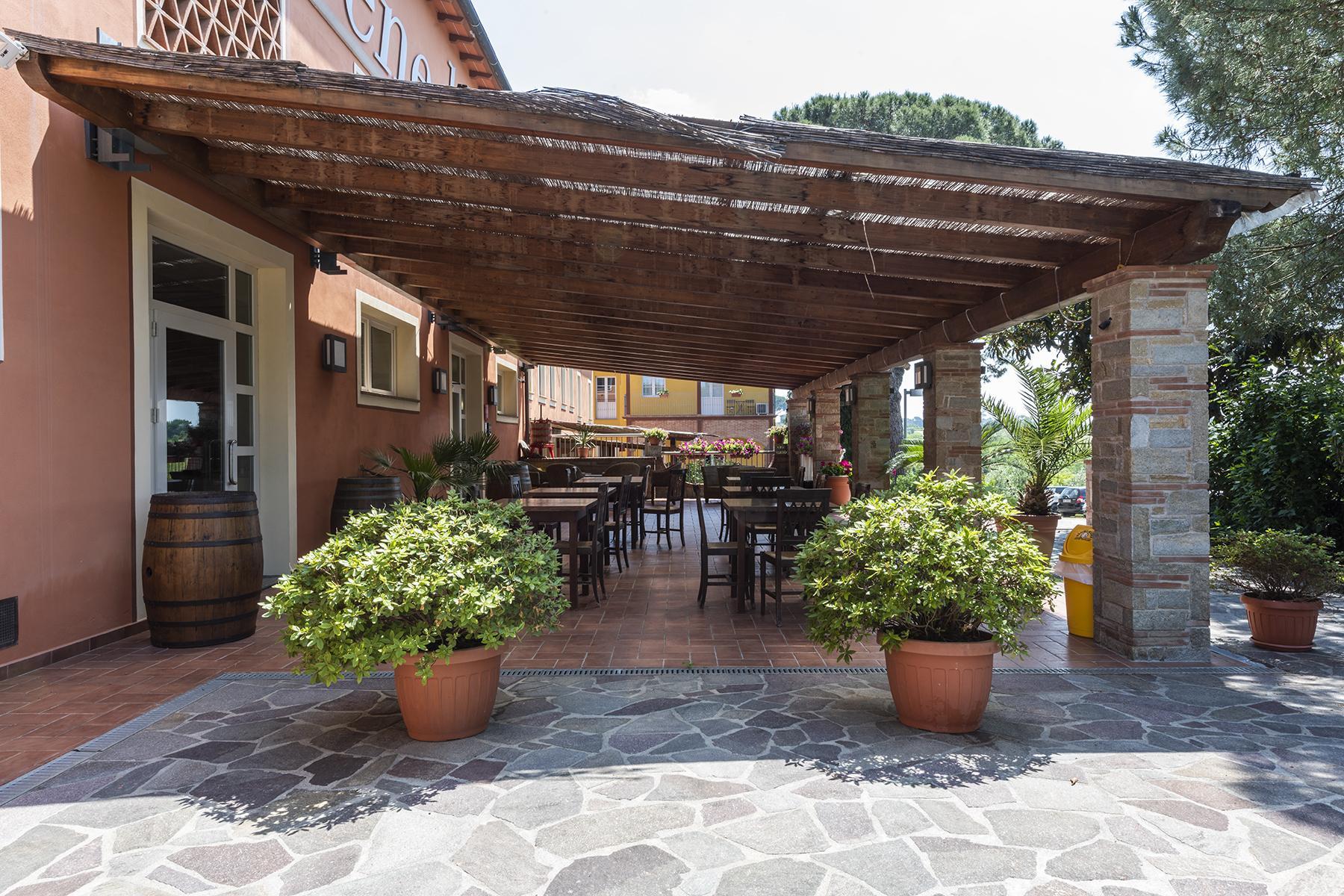 Luxus-Bauernhaus mit Stall in Toskana - 14
