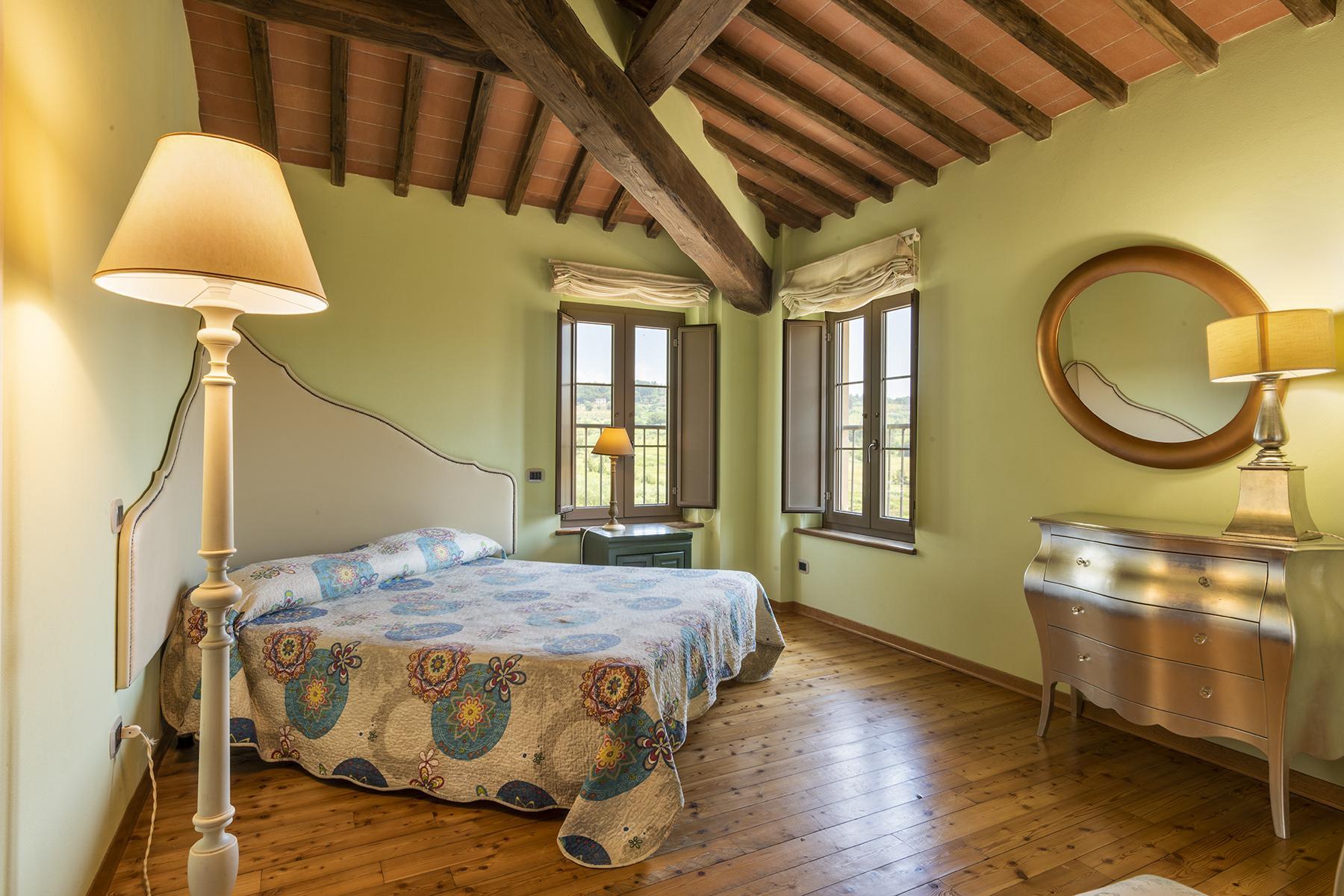 Luxus-Bauernhaus mit Stall in Toskana - 3