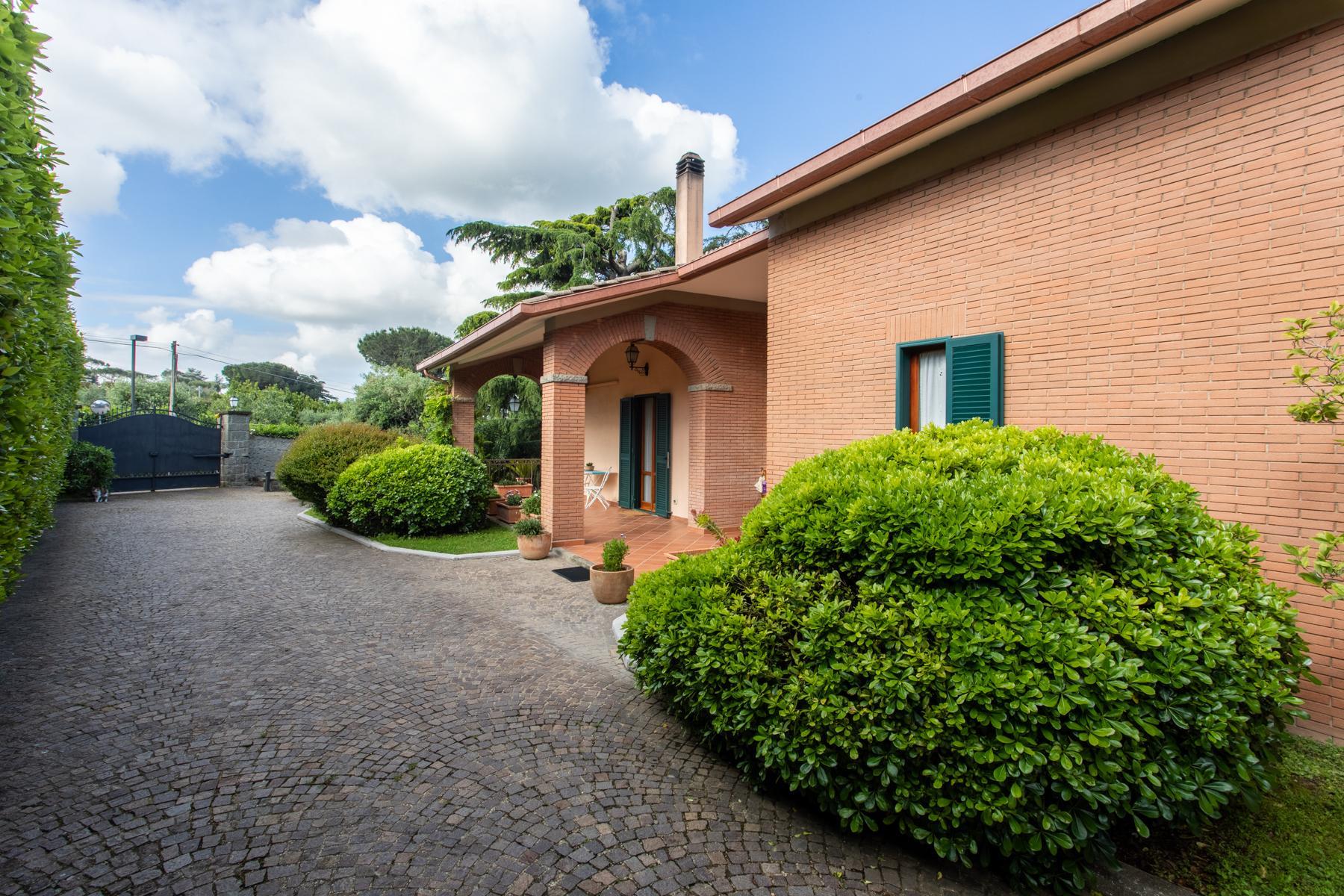 Incantevole Villa nei pressi di Castel Gandolfo - 4
