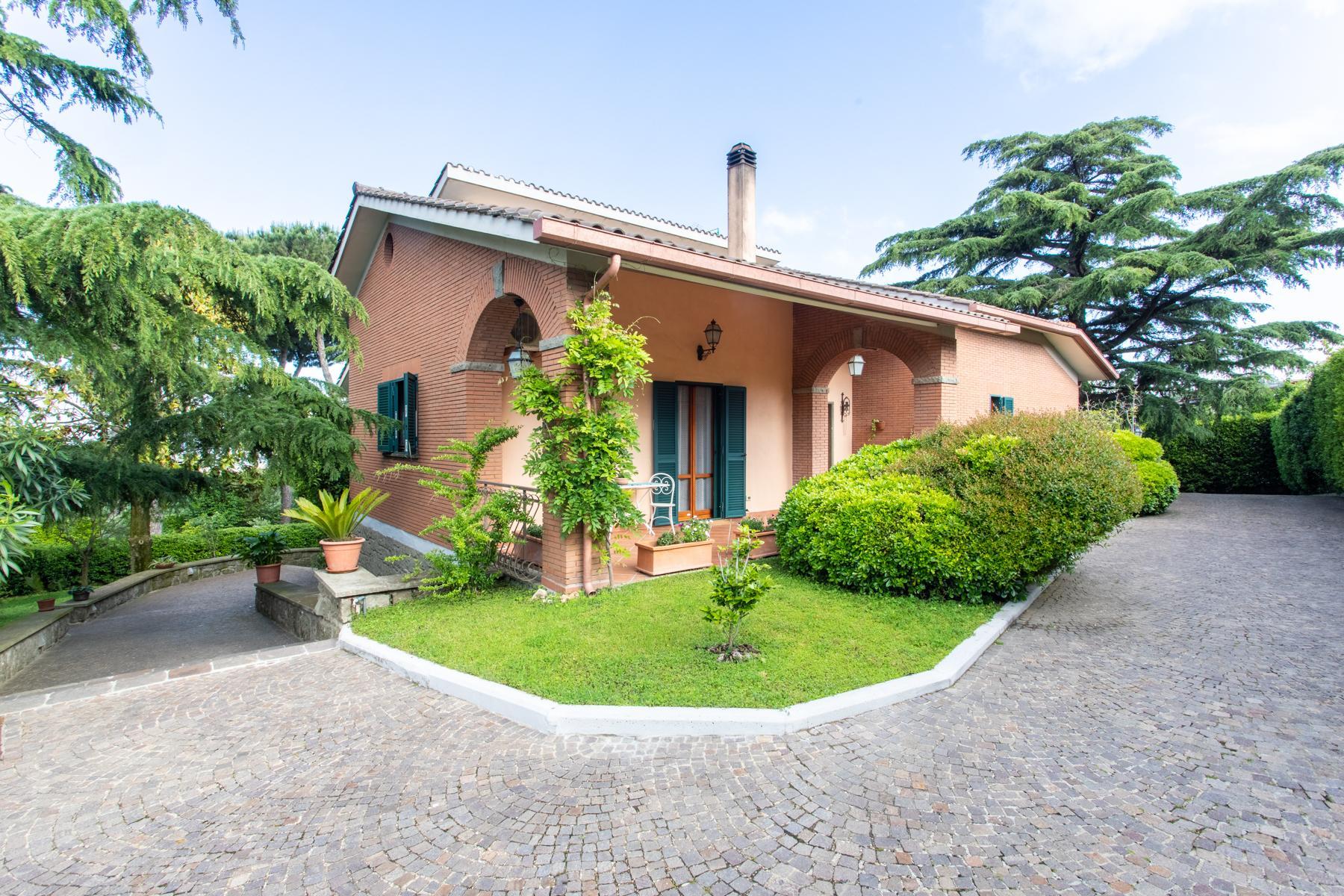 Incantevole Villa nei pressi di Castel Gandolfo - 1