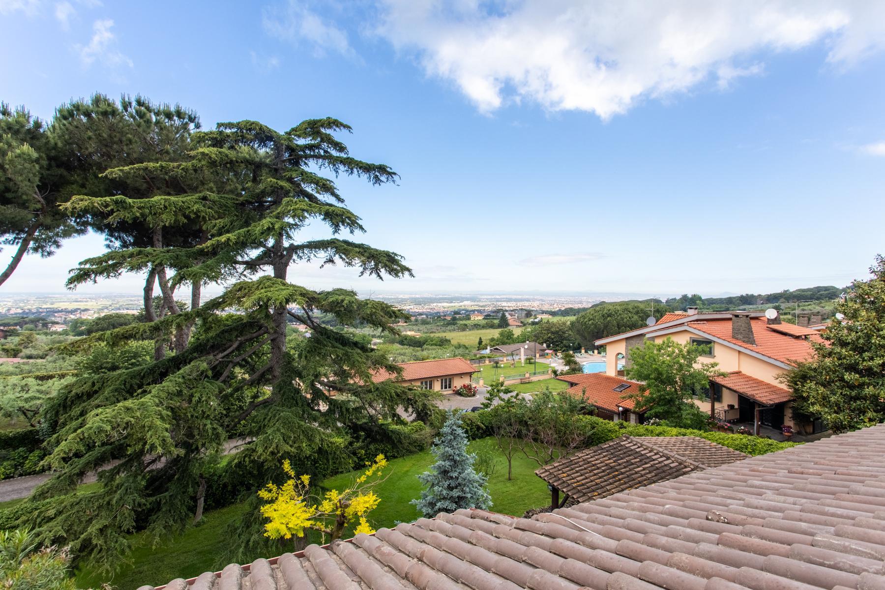 Incantevole Villa nei pressi di Castel Gandolfo - 20