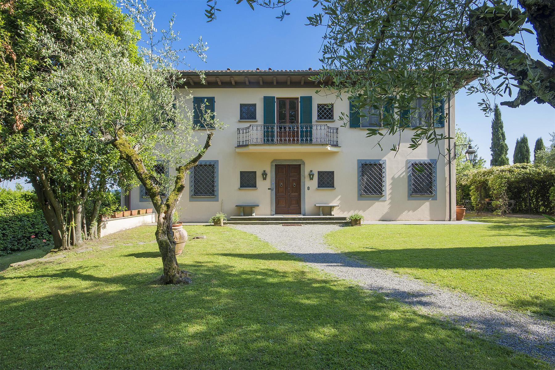 Luxury villa in the Lucca hills - 2
