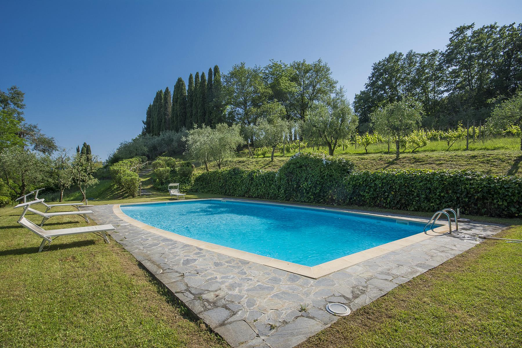 Luxury villa in the Lucca hills - 1
