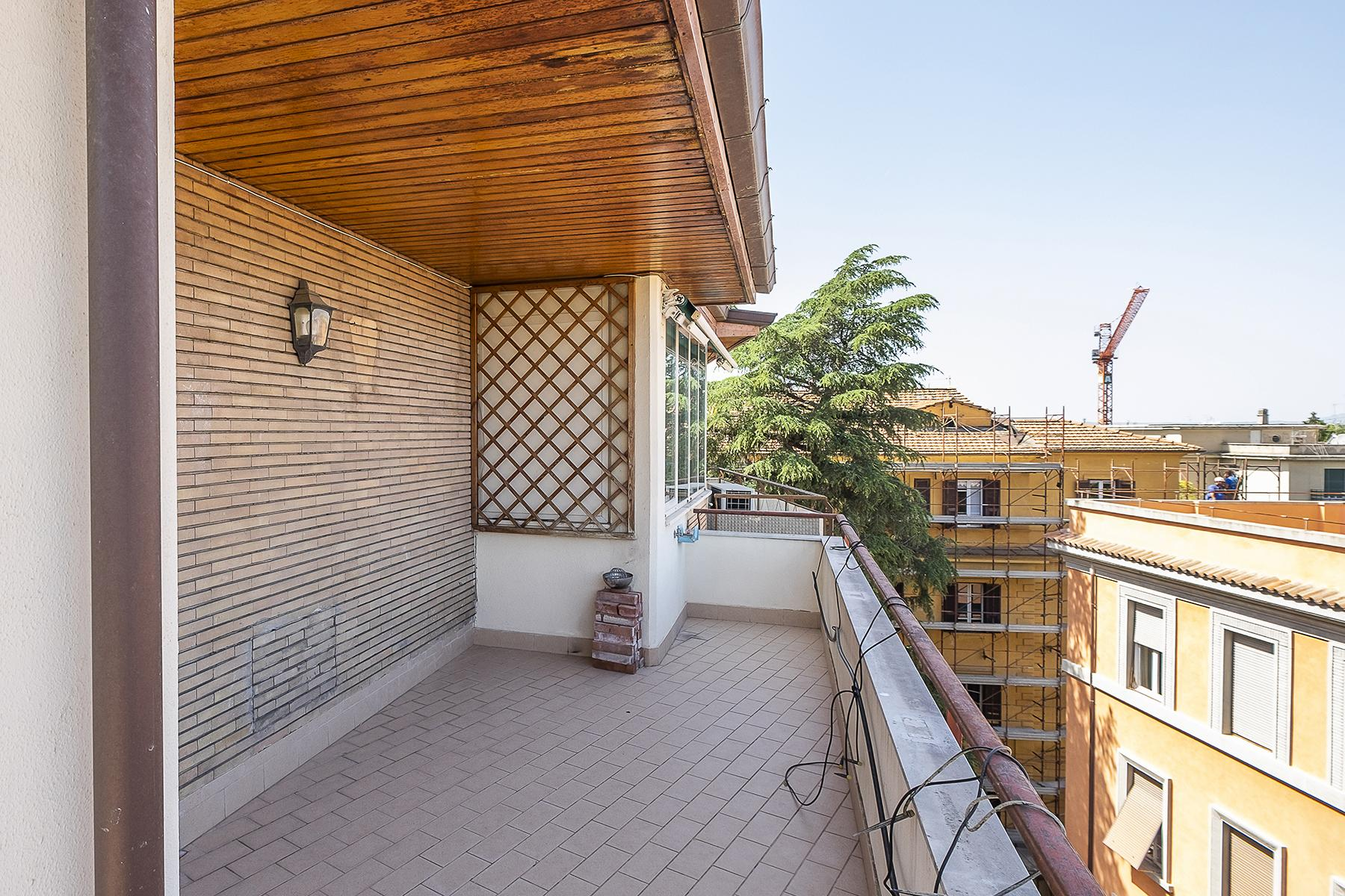 Wide apartment with terraces near Villa Torlonia - 11