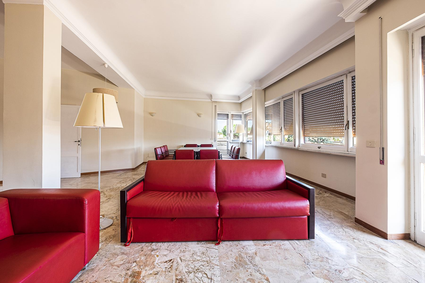 Wide apartment with terraces near Villa Torlonia - 14