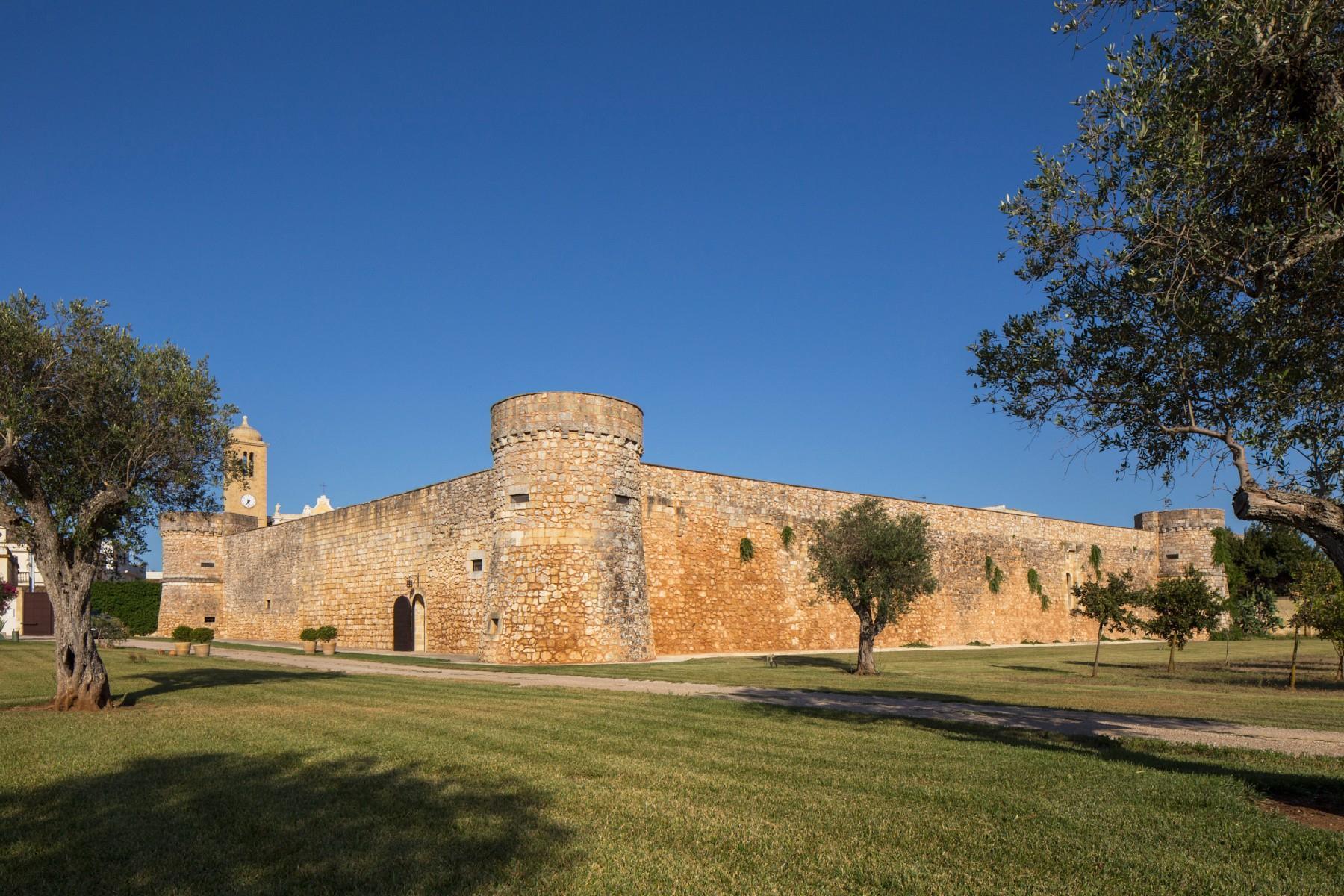 Maestoso castello del 1524 - 2