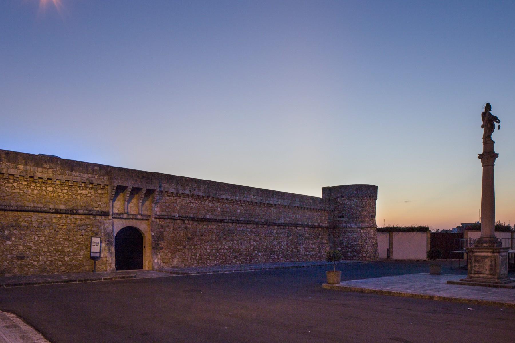 Maestoso castello del 1524 - 1