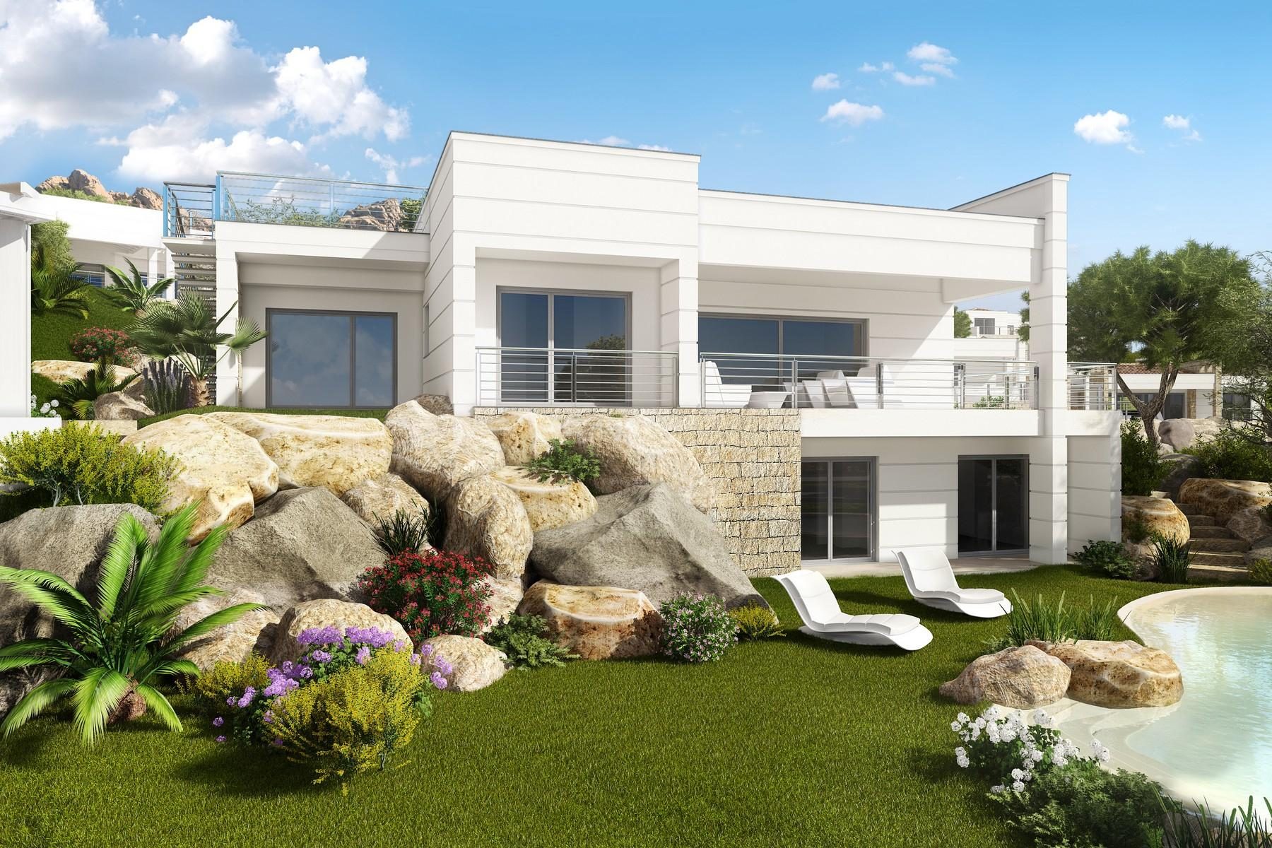 Liscia di Vacca Alcyon Marvelous Villa with Pool, new building - 2