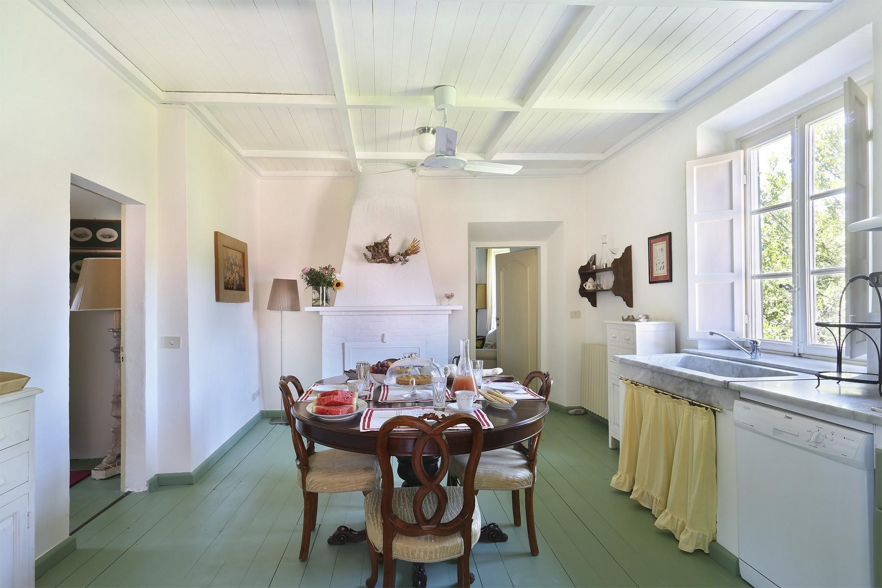 Beautiful villa with swimming pool in the countryside of Lucca - 11