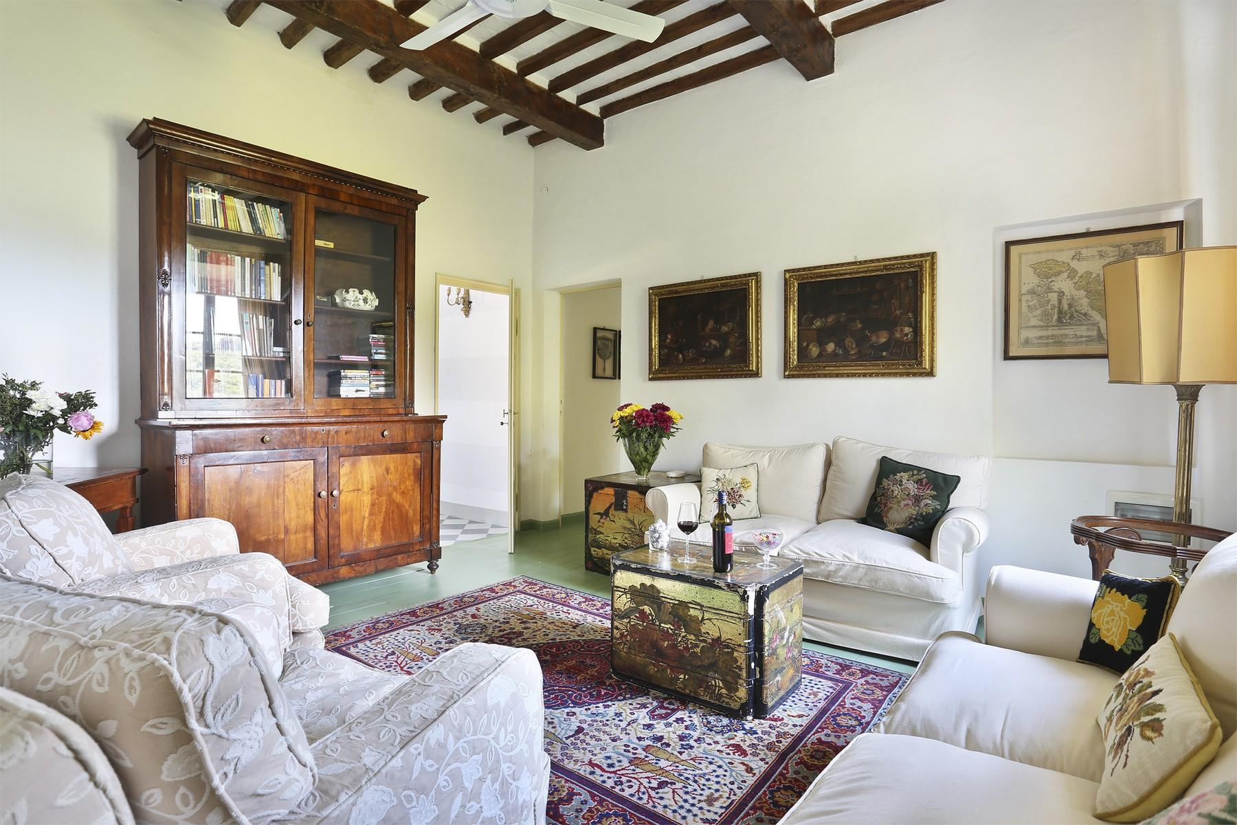 Beautiful villa with swimming pool in the countryside of Lucca - 19