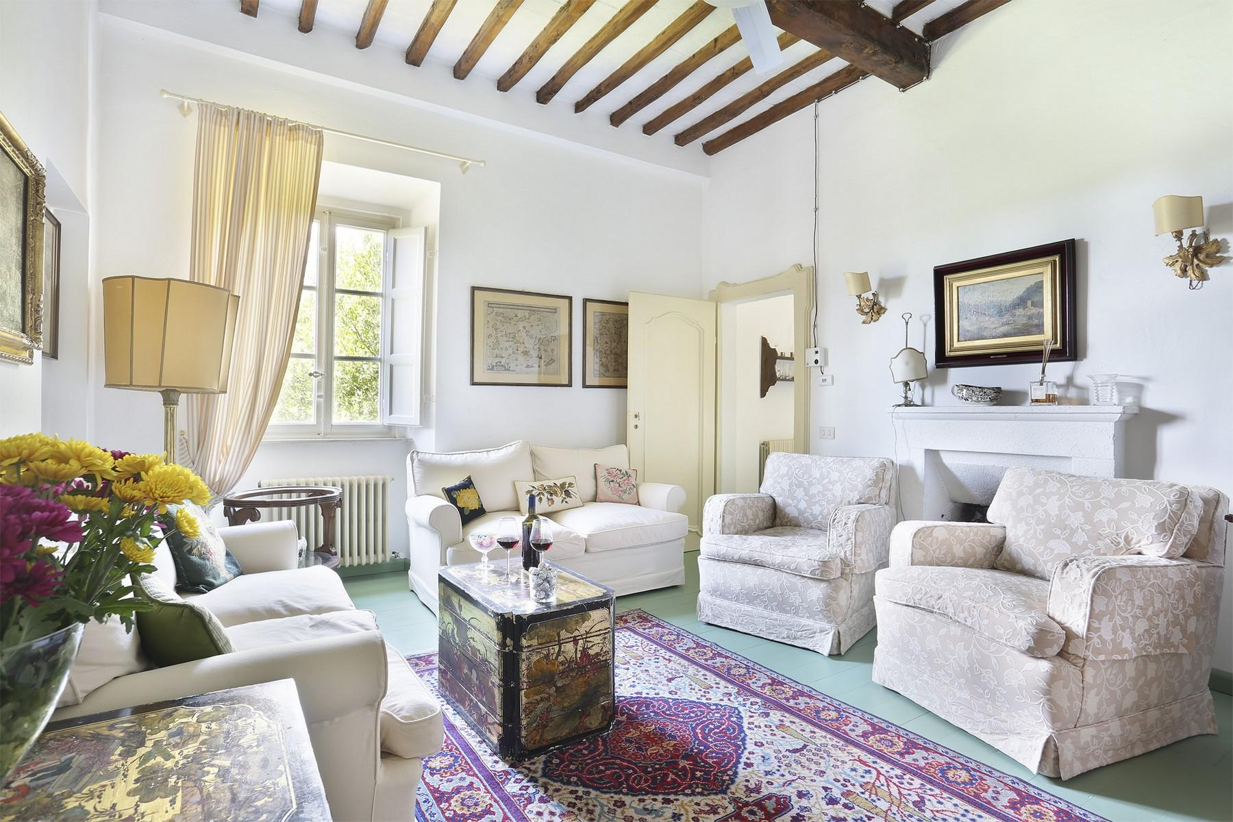 Beautiful villa with swimming pool in the countryside of Lucca - 20