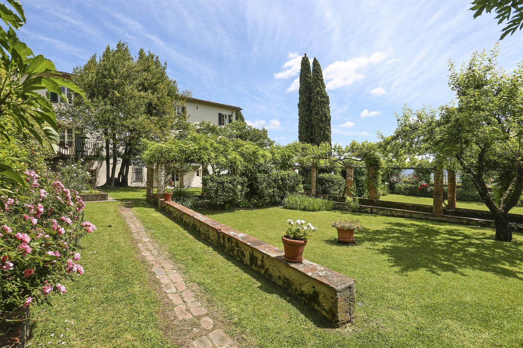 Beautiful villa with swimming pool in the countryside of Lucca - 29