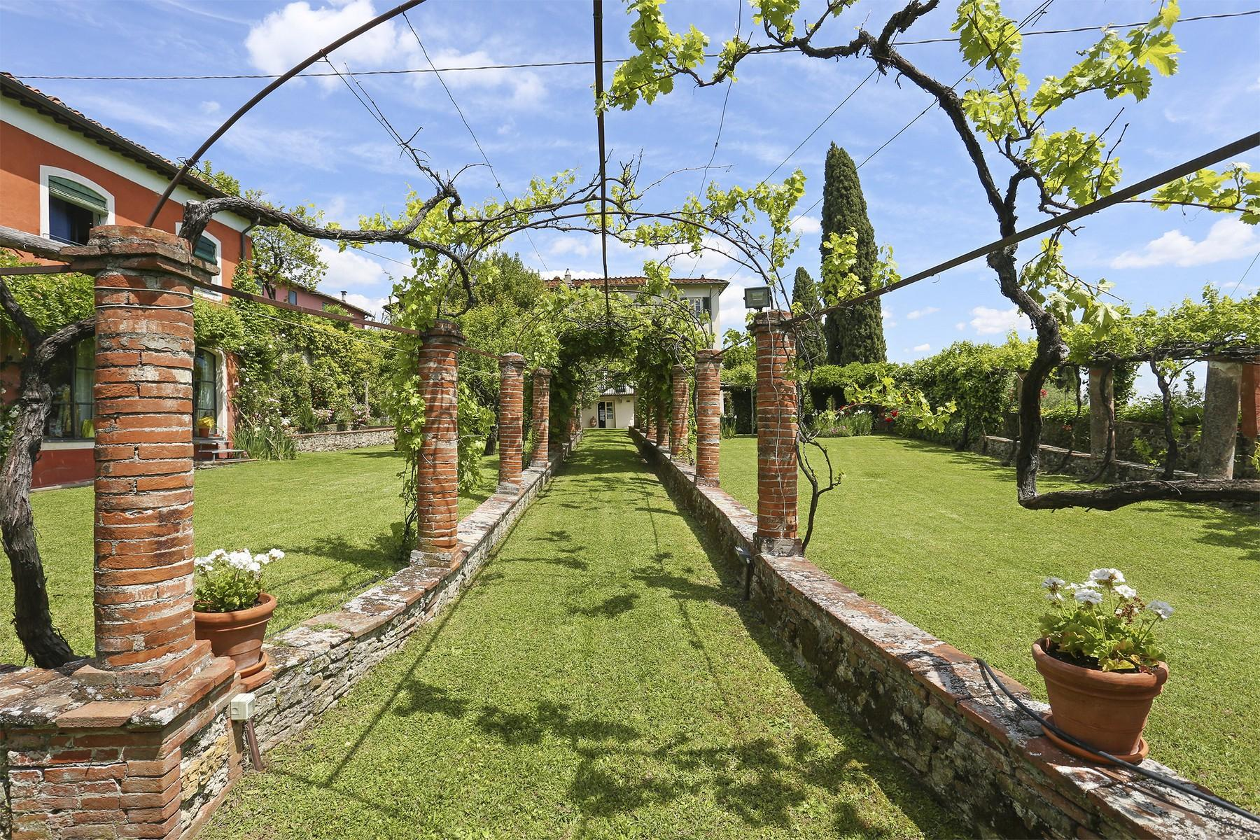Beautiful villa with swimming pool in the countryside of Lucca - 31