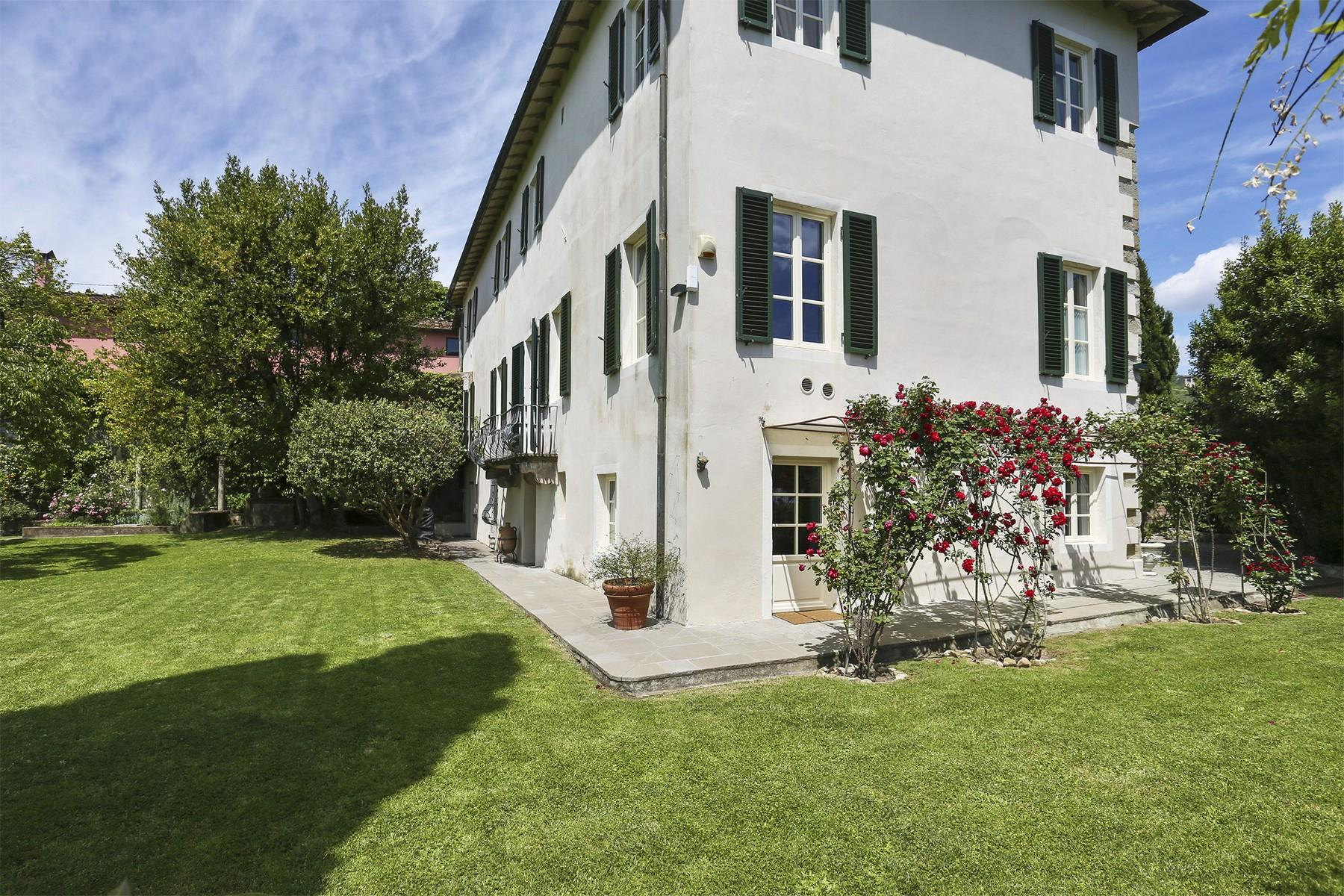Beautiful villa with swimming pool in the countryside of Lucca - 38