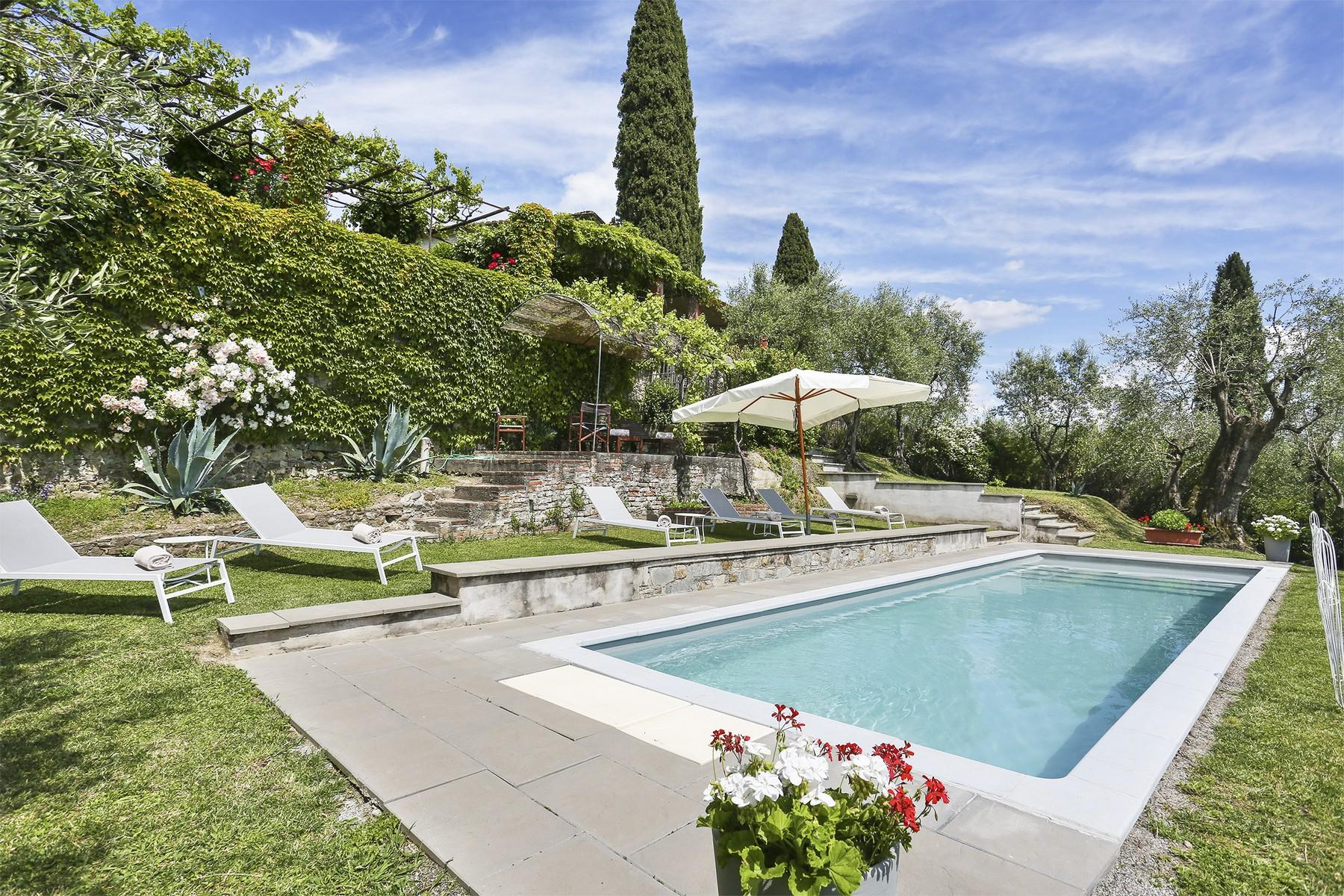 Beautiful villa with swimming pool in the countryside of Lucca - 34