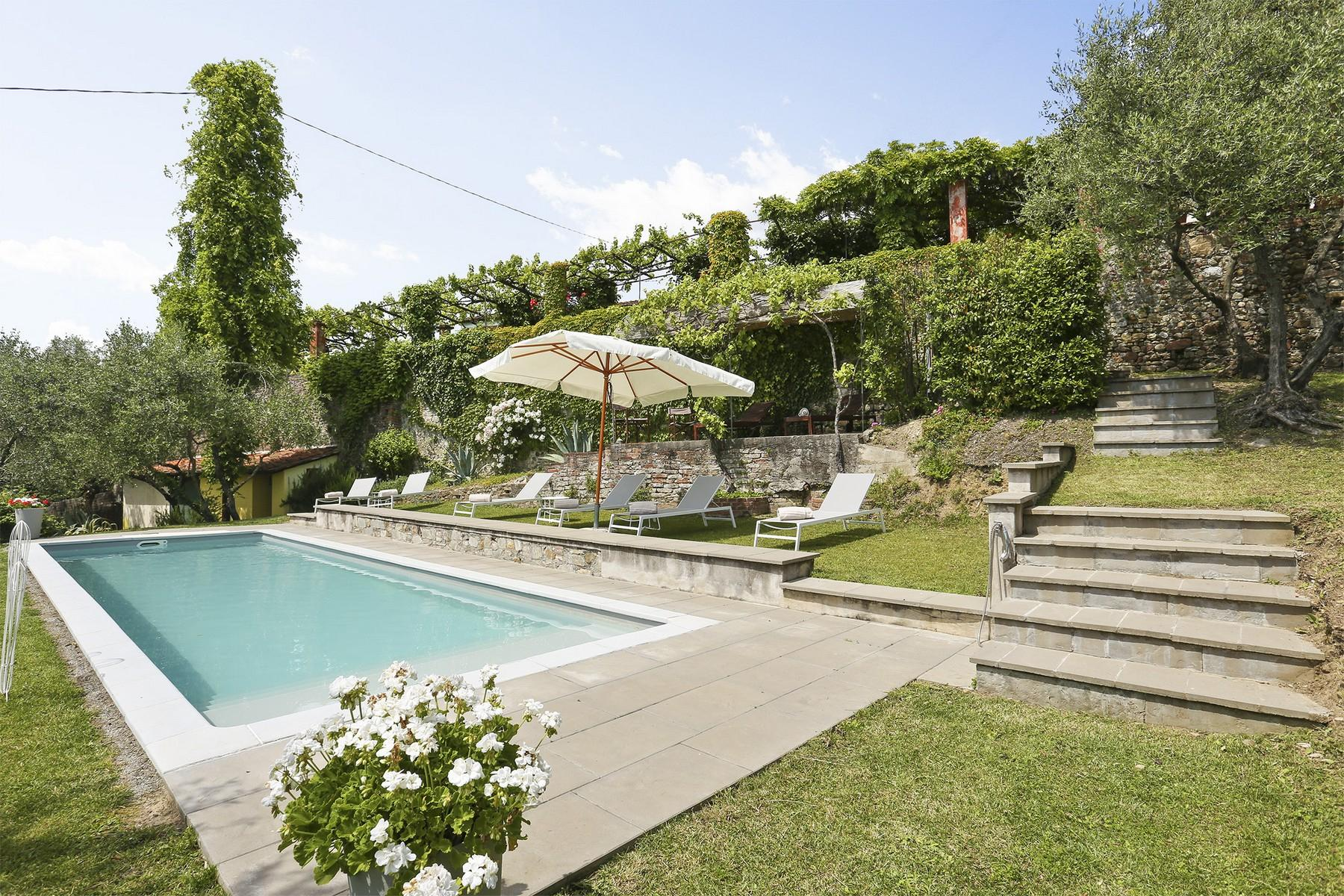 Beautiful villa with swimming pool in the countryside of Lucca - 35