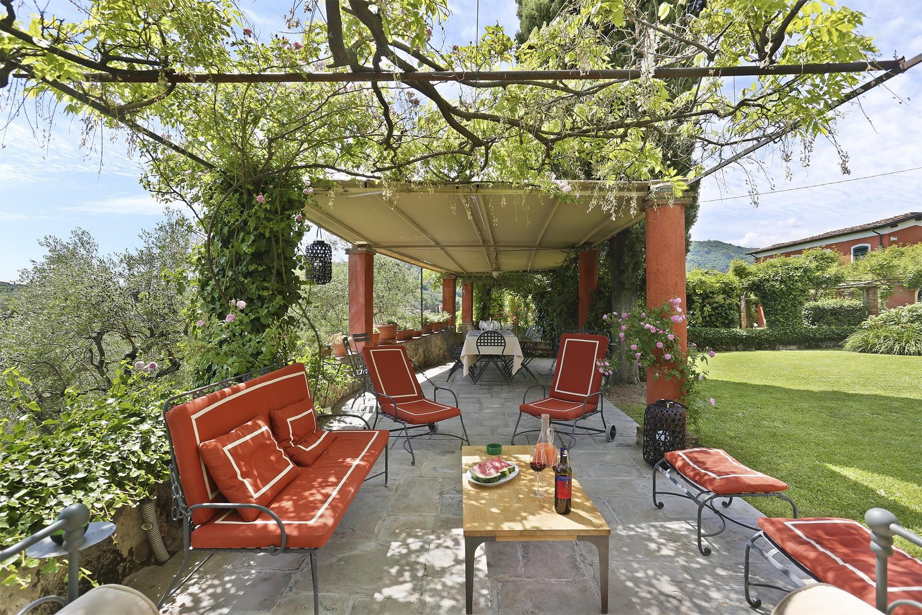 Beautiful villa with swimming pool in the countryside of Lucca - 6