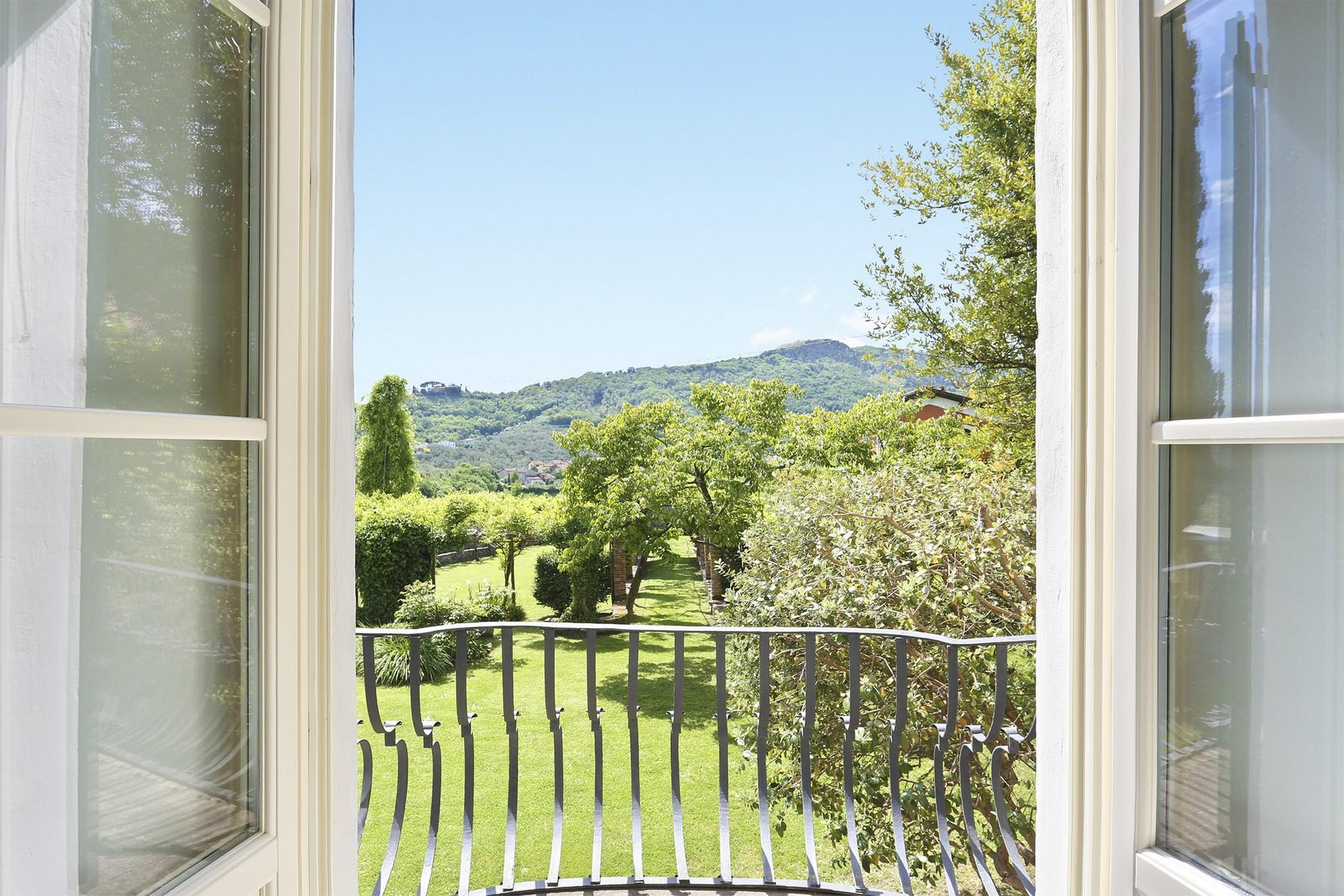 Beautiful villa with swimming pool in the countryside of Lucca - 8