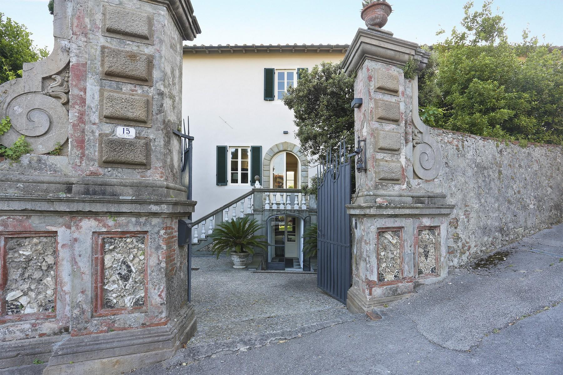 Beautiful villa with swimming pool in the countryside of Lucca - 36
