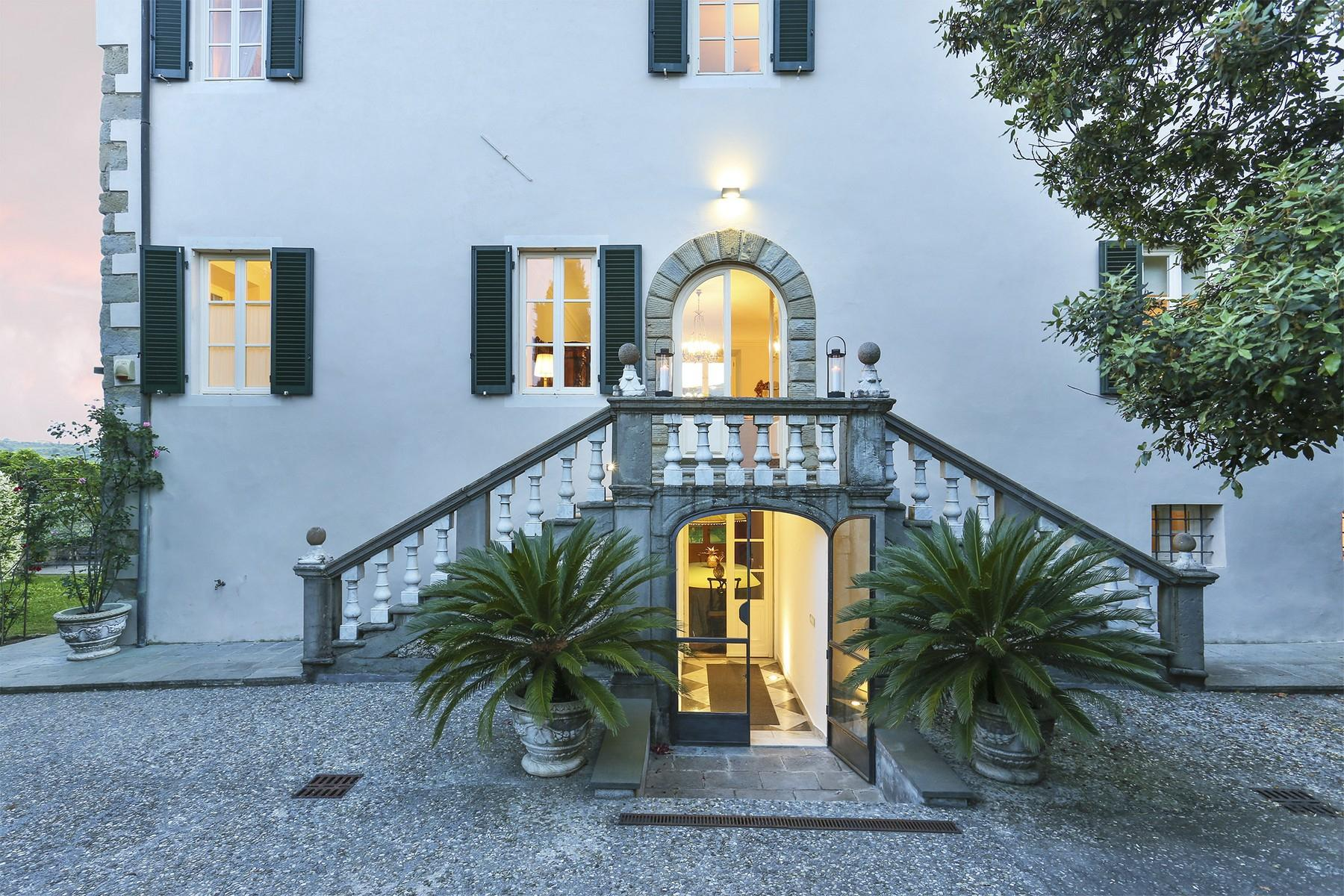 Beautiful villa with swimming pool in the countryside of Lucca - 42