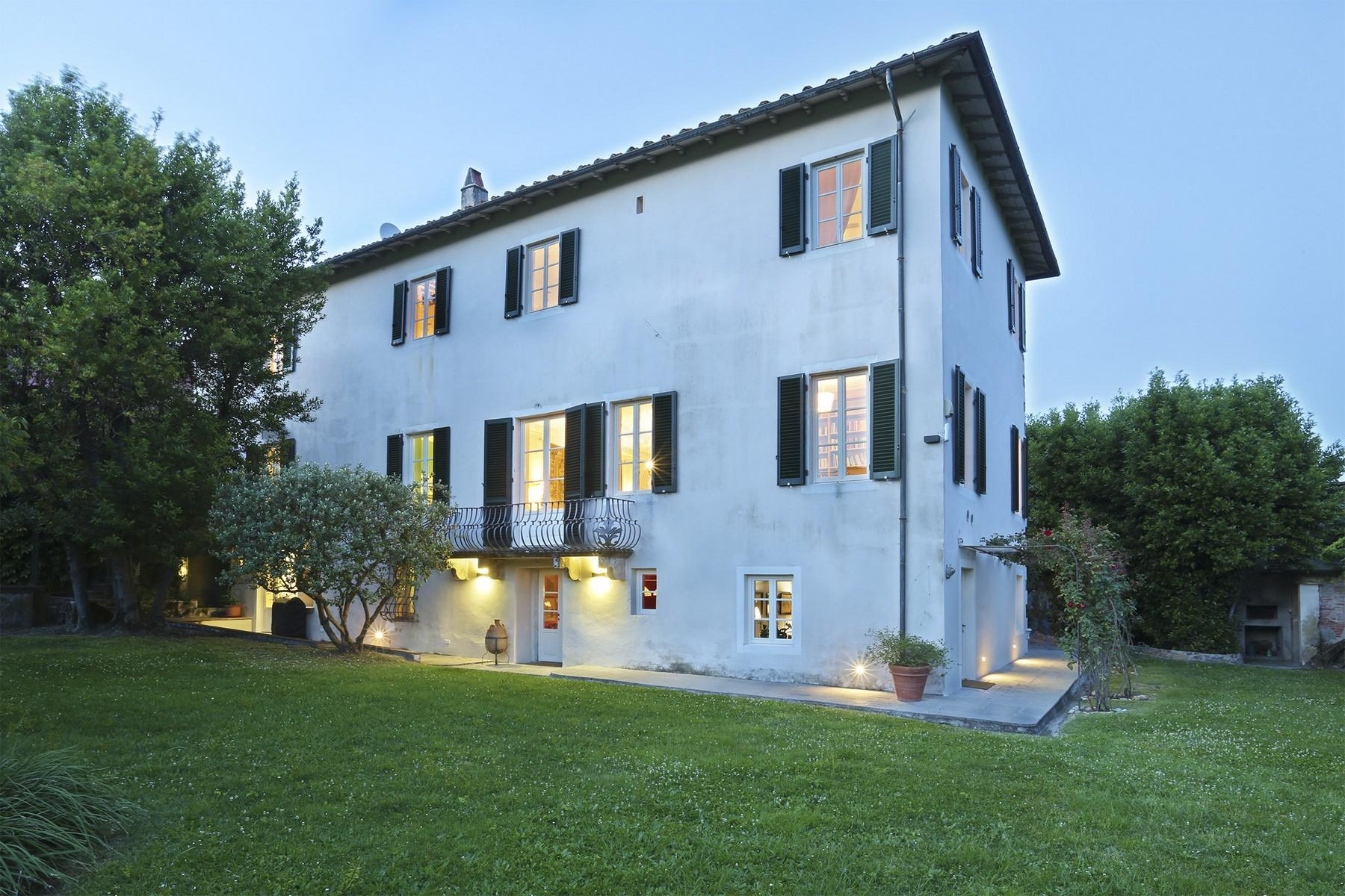 Beautiful villa with swimming pool in the countryside of Lucca - 41