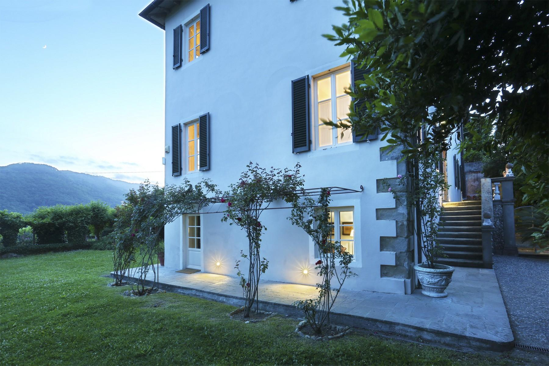 Beautiful villa with swimming pool in the countryside of Lucca - 43
