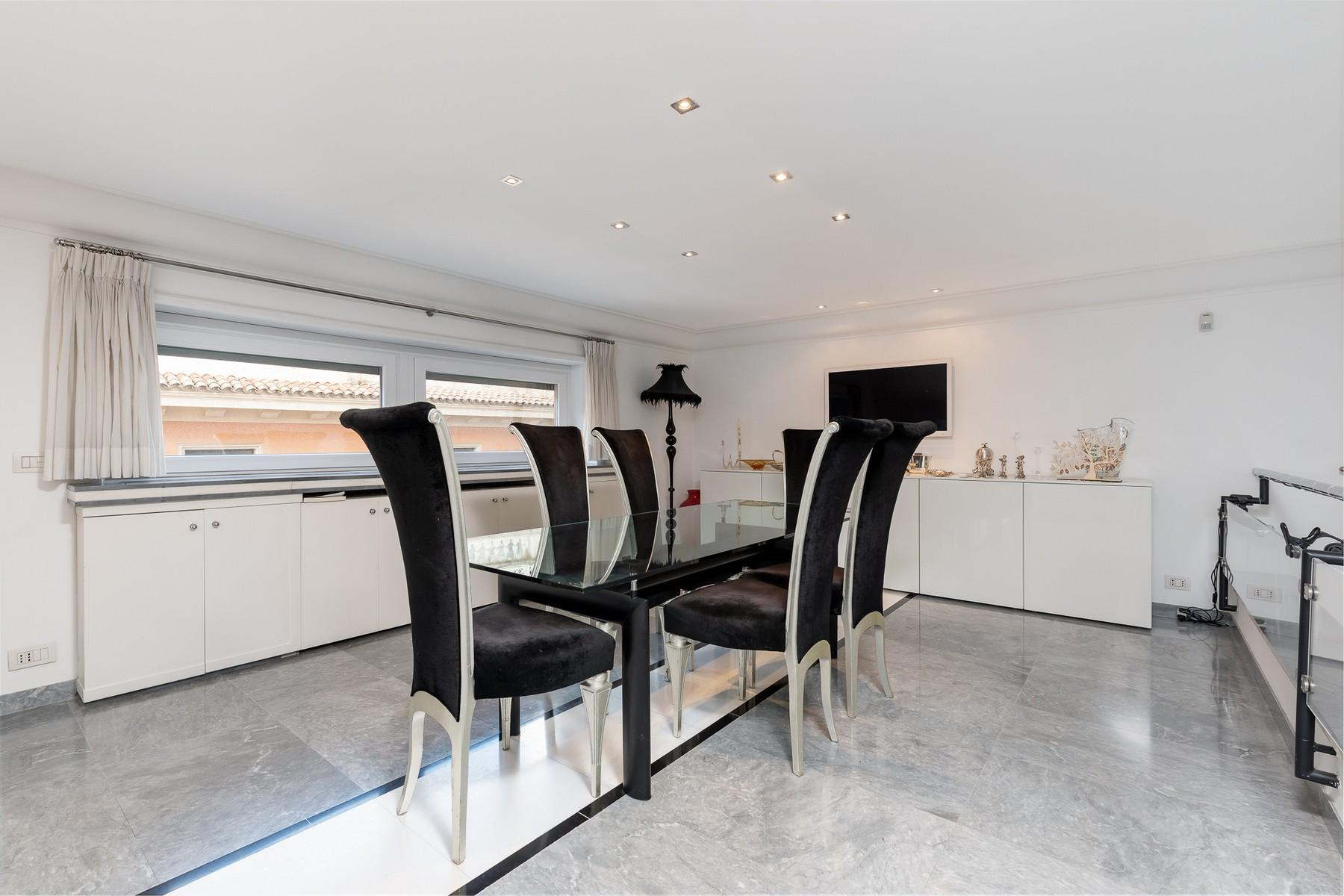 Wide and bright apartment overlooking Villa Borghese - 7
