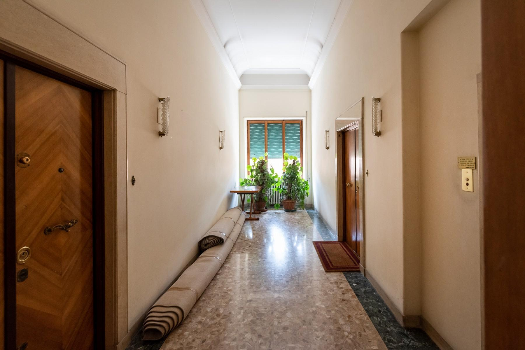 Wide and bright apartment overlooking Villa Borghese - 18