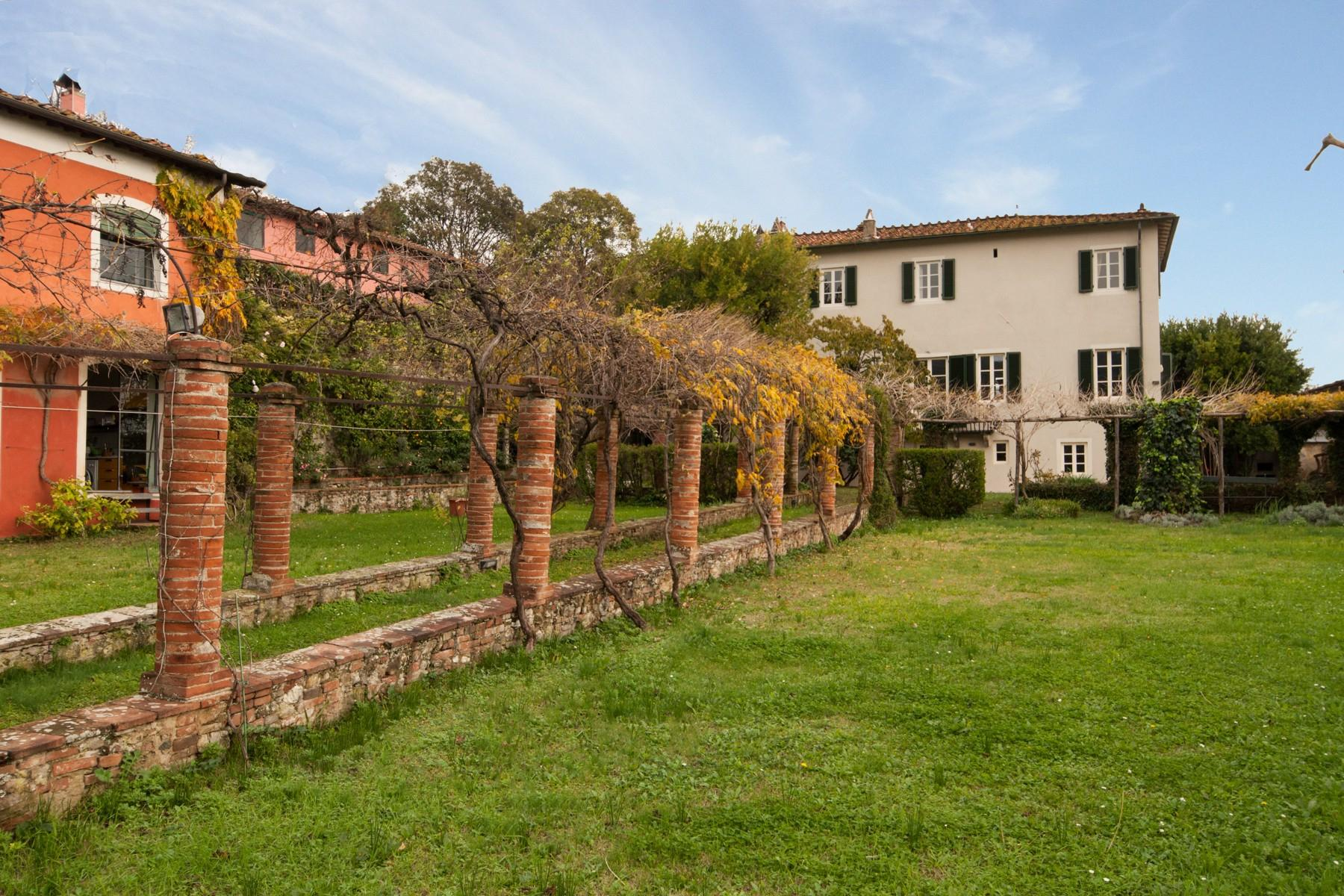 Beautiful villa with swimming pool in the countryside of Lucca - 39