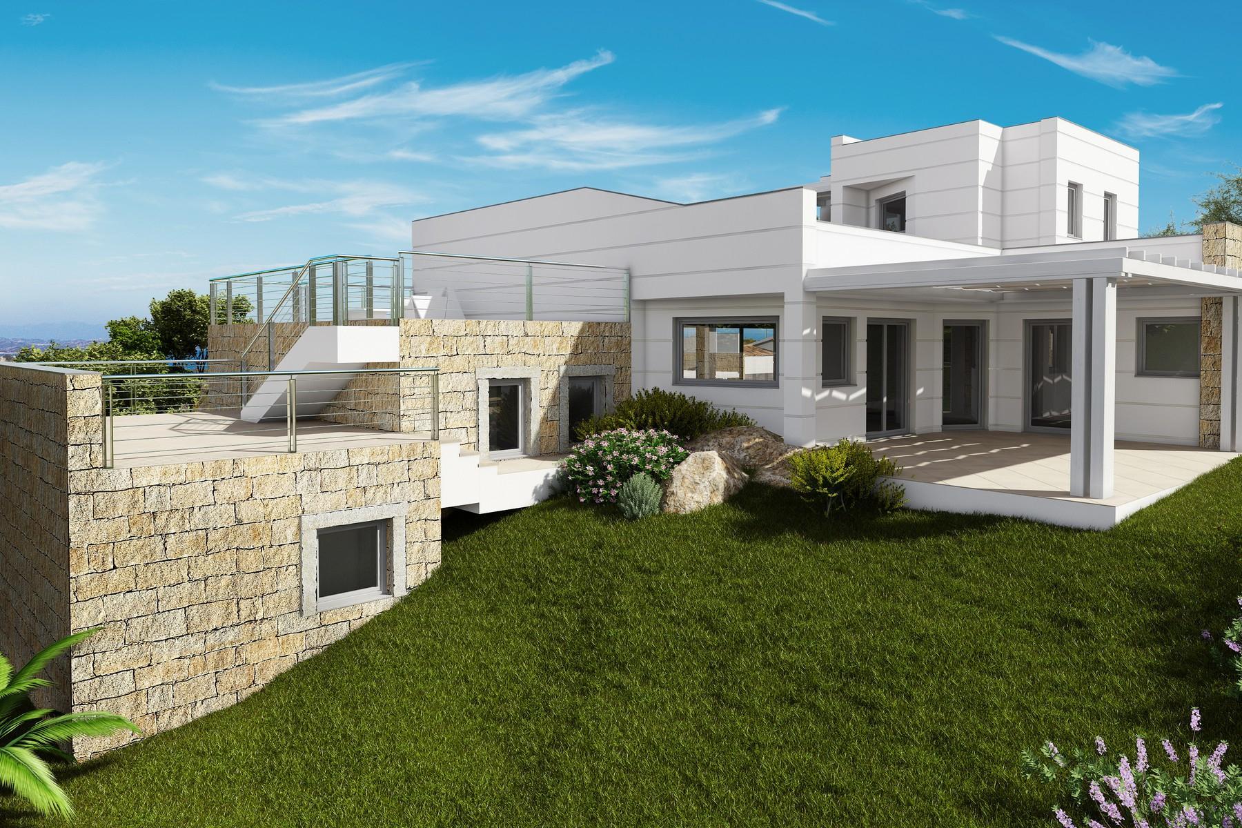 Pegasus Superbe villa neuve avec piscine - 15