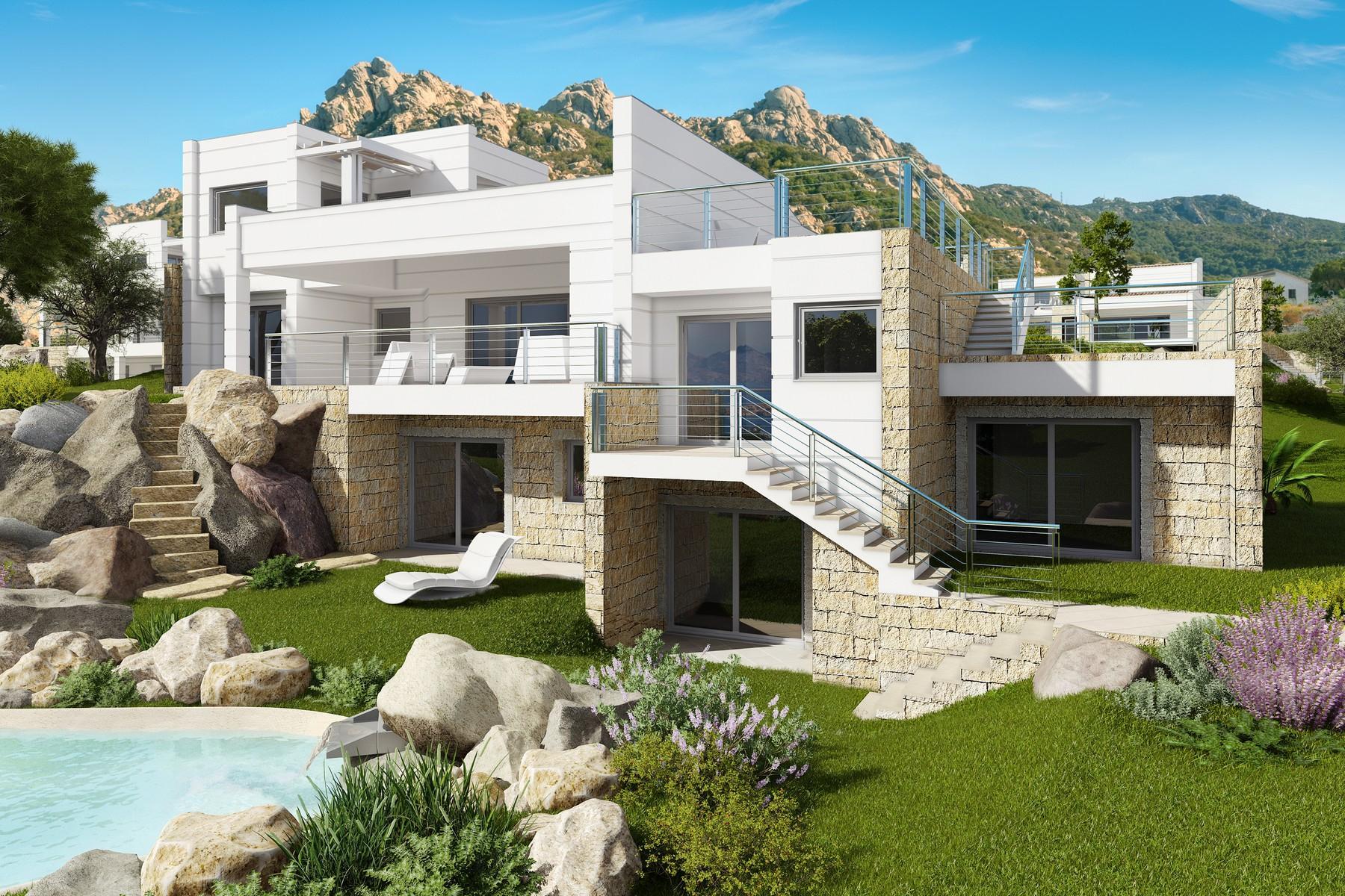 Прекрасная вилла с бассейном, новая постройка - 14