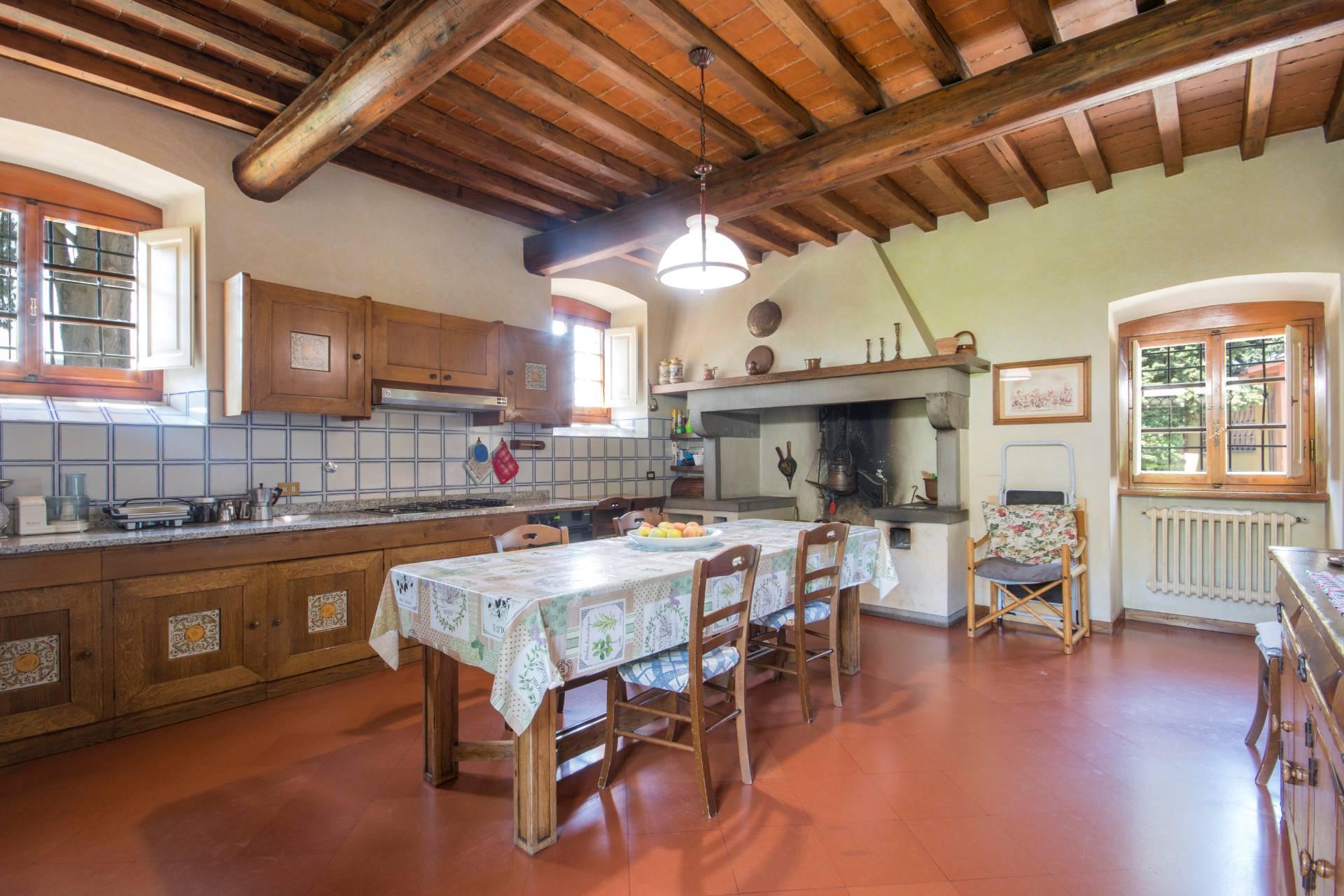 Villa storica con vista su Firenze - 20