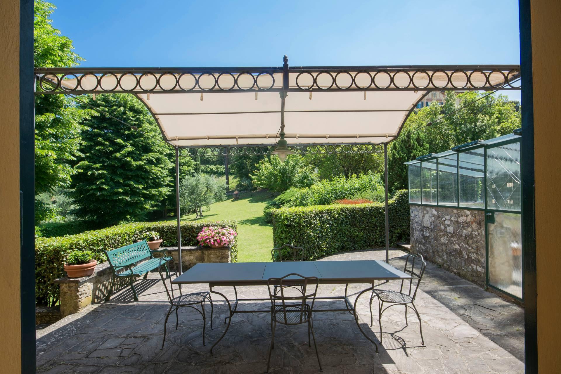Villa toscane de charme avec vue sur Florence - 4