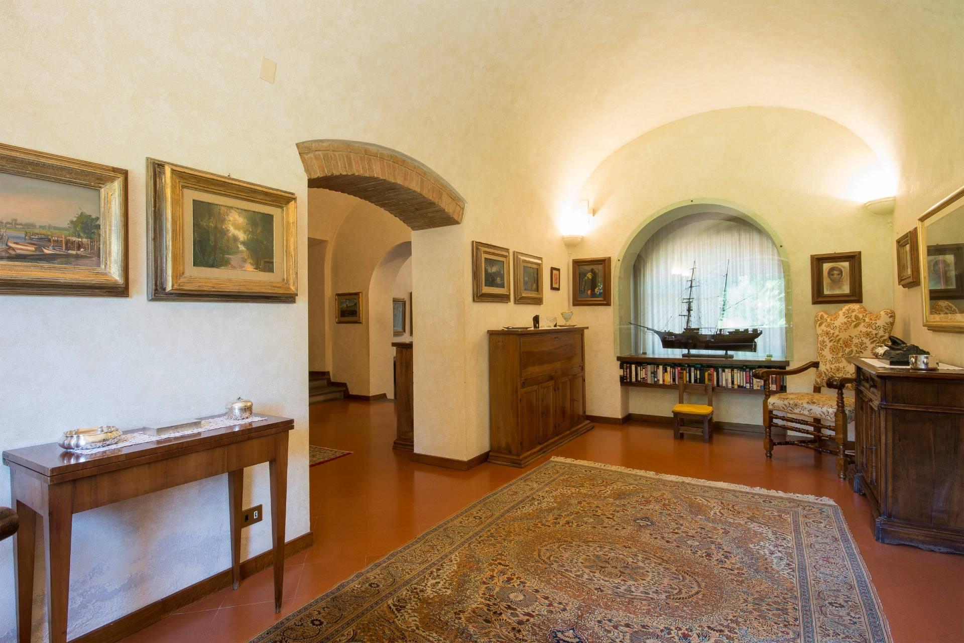 Villa storica con vista su Firenze - 17