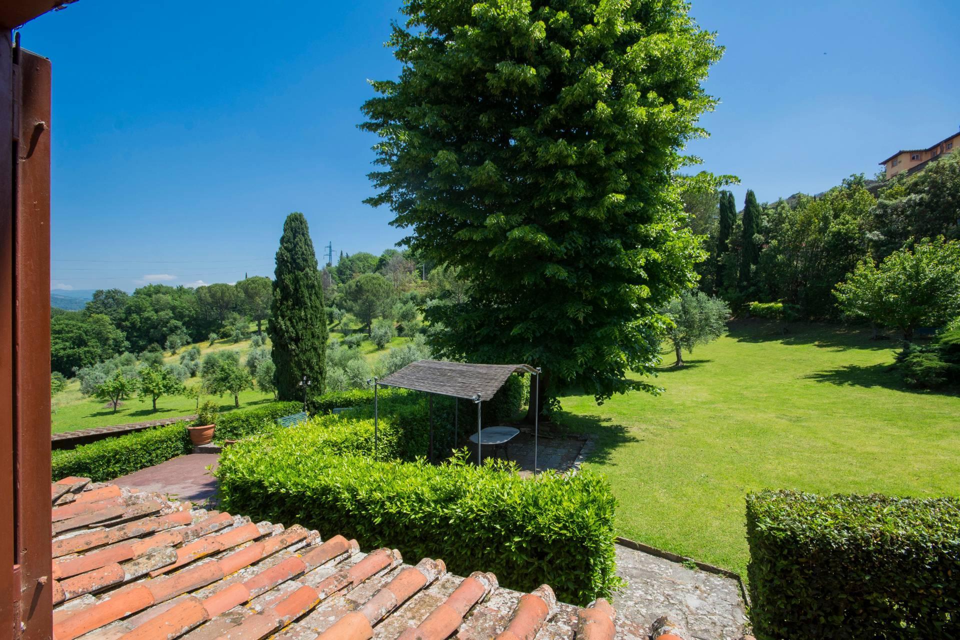 Villa toscane de charme avec vue sur Florence - 5
