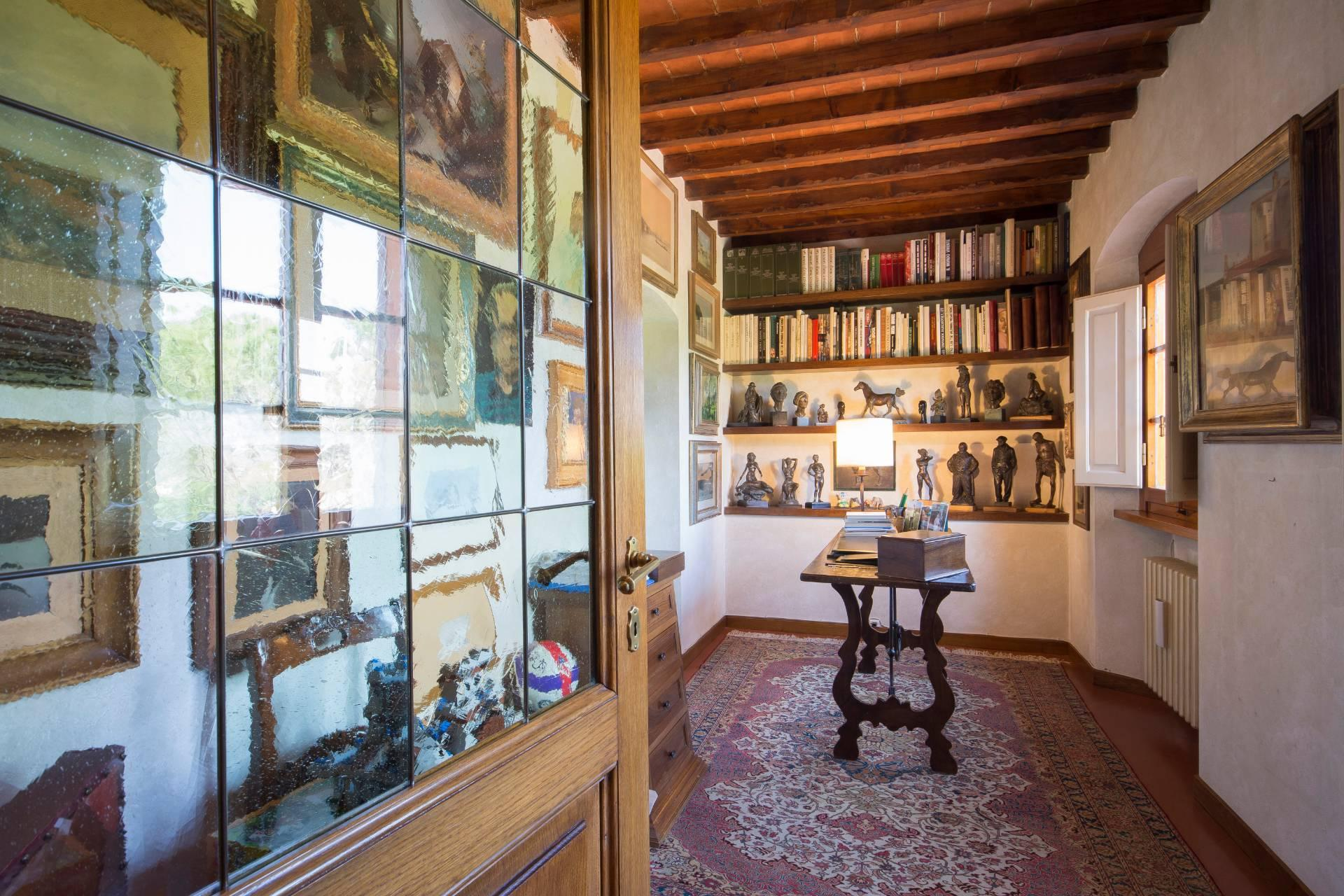 Villa storica con vista su Firenze - 15